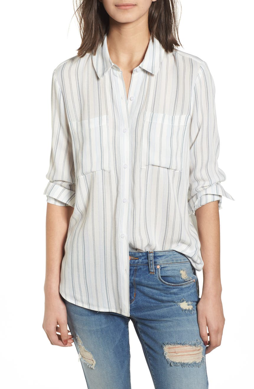 Women's Collared & Button Down Tops & Tees | Nordstrom