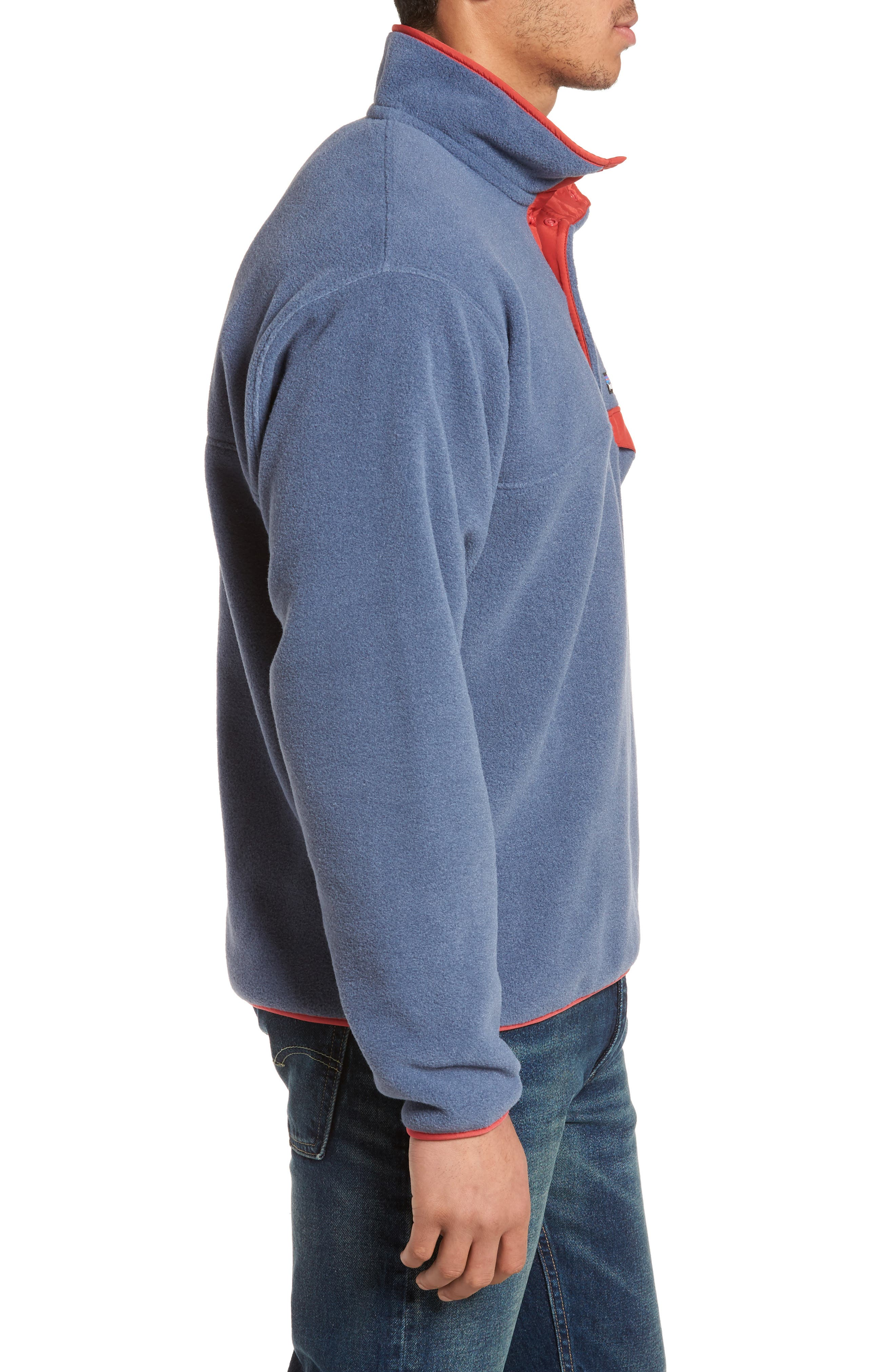 Alternate Image 3  - Patagonia Synchilla® Snap-T® Fleece Pullover