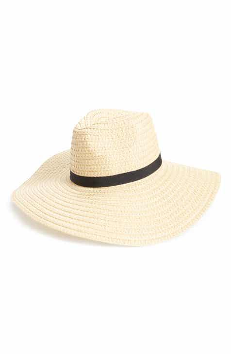 women s sun straw hats nordstrom