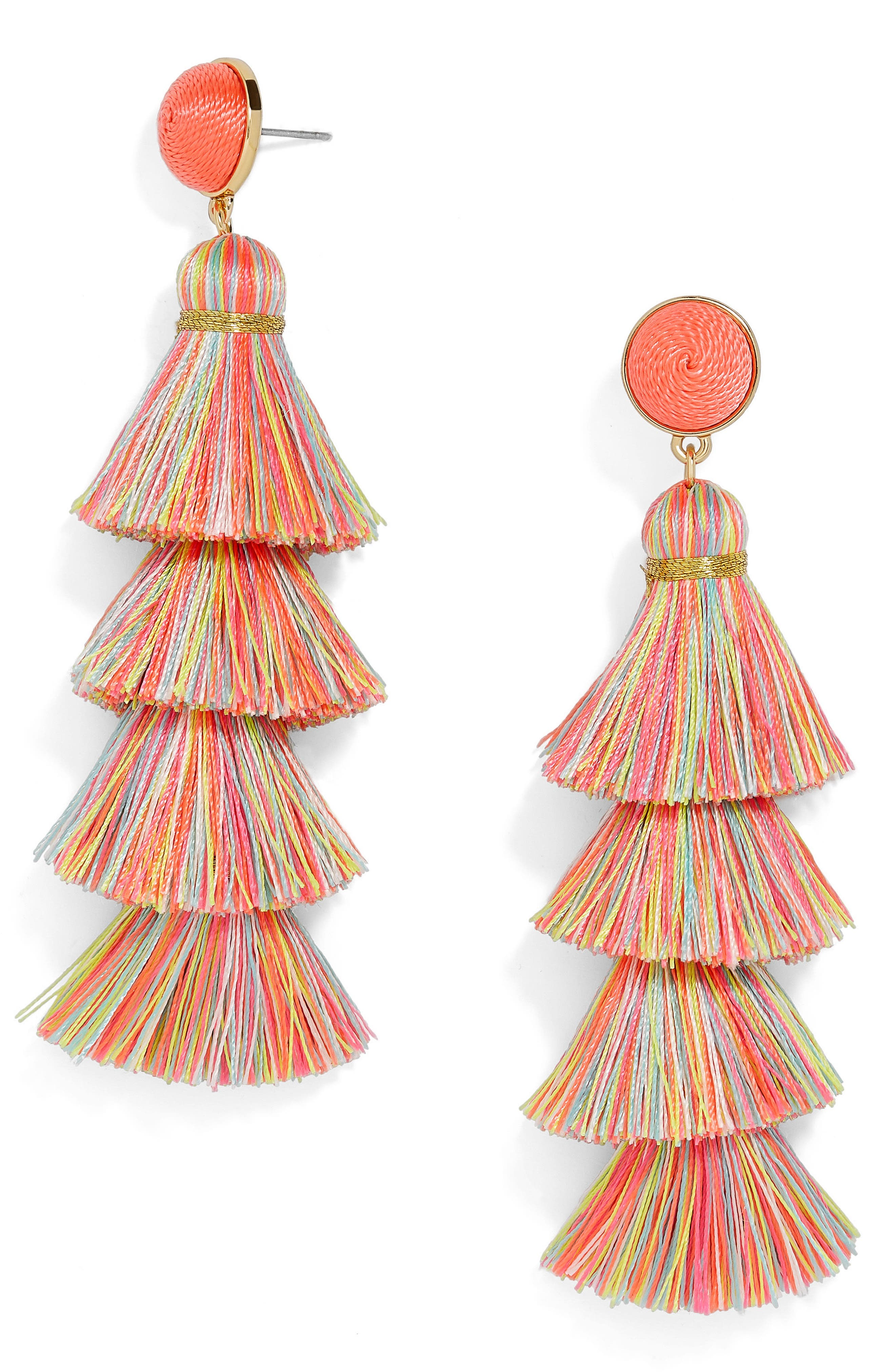 BaubleBar Gabriela Fringe Earrings