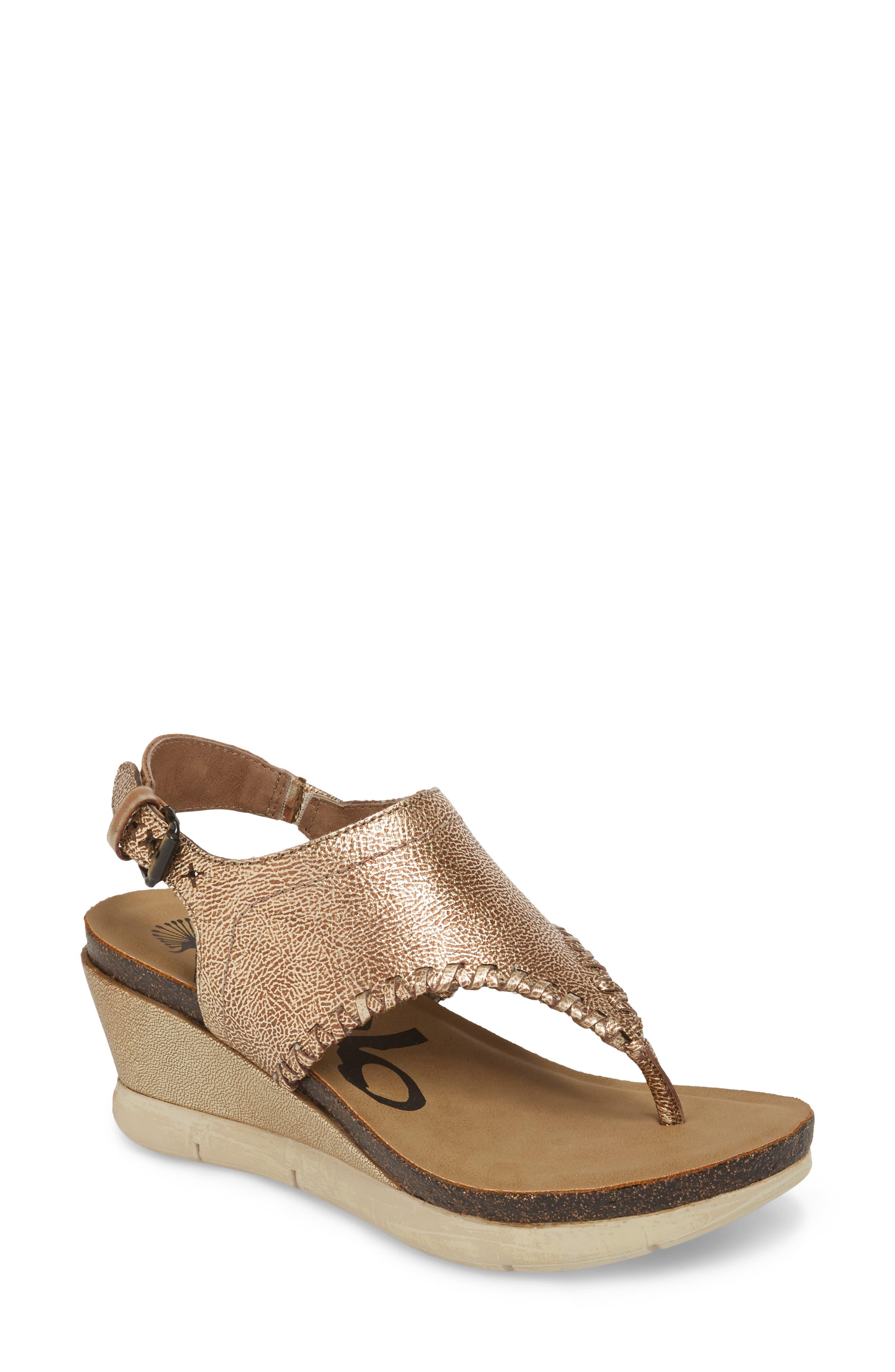 OTBT Meditate Wedge Sandal (Women)
