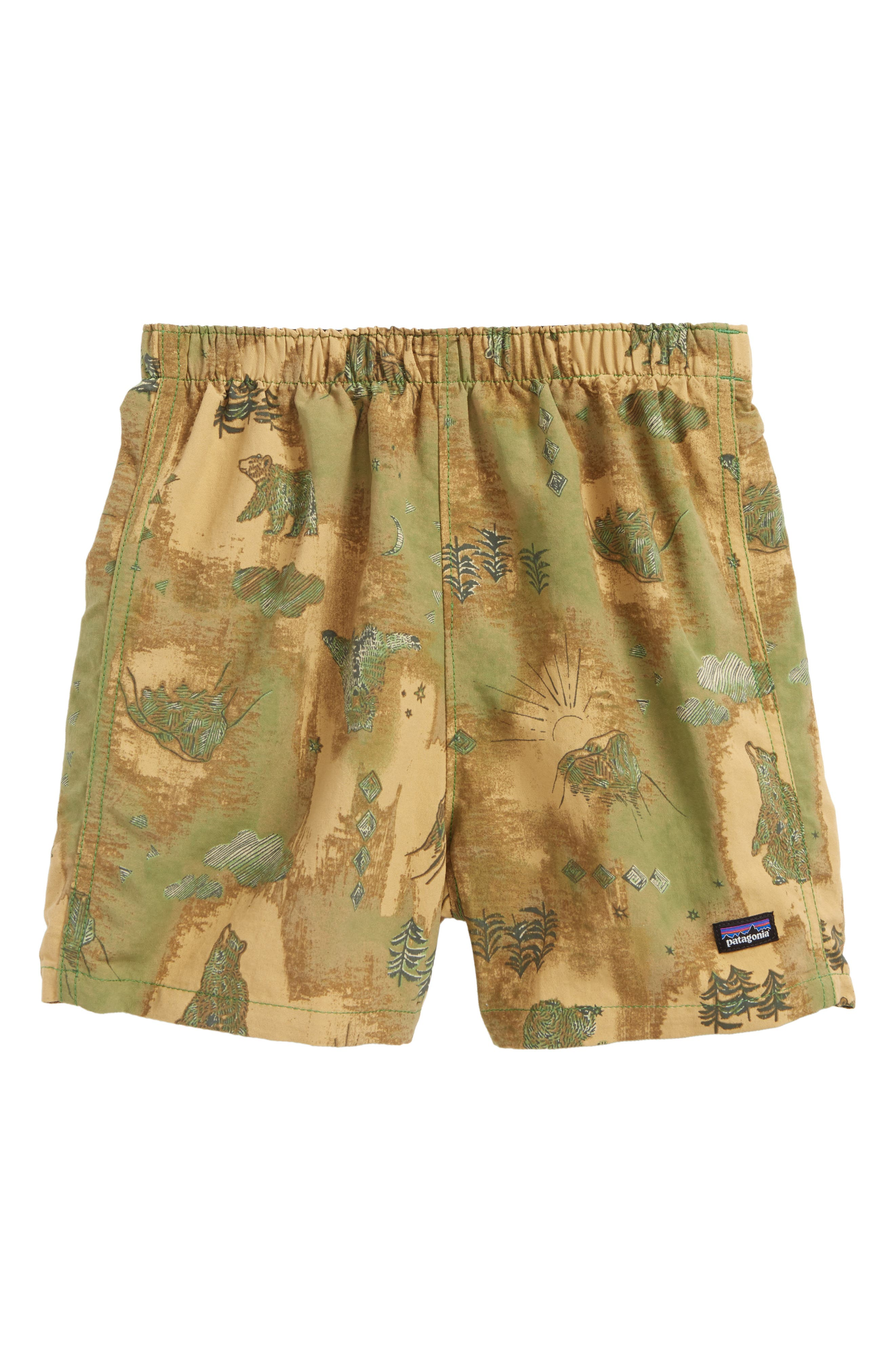 Patagonia Baby Baggies Swim Trunks (Toddler Boys)