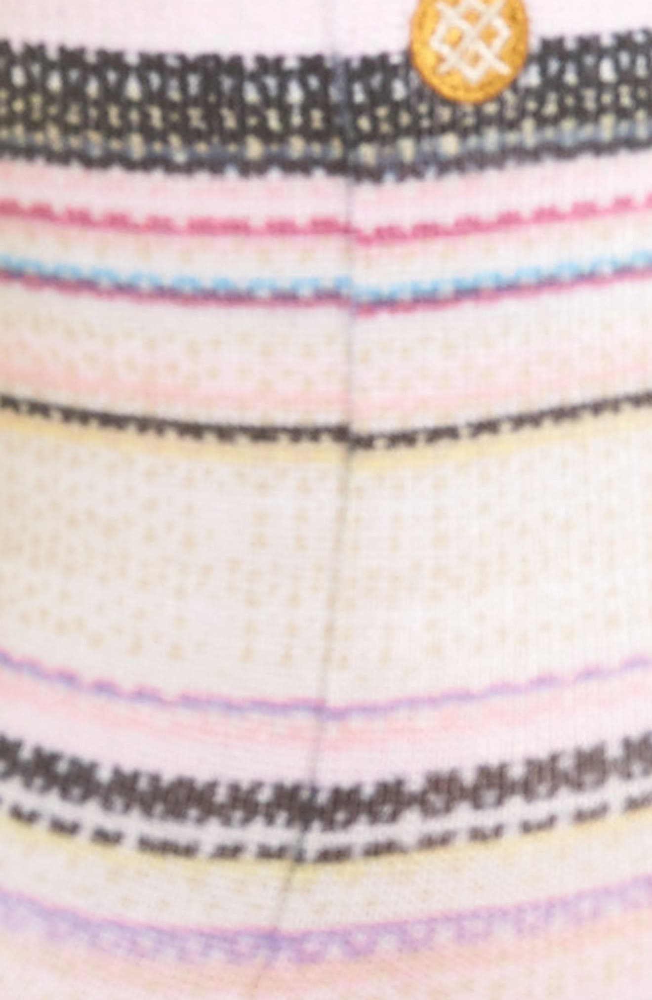Bahama Mama Ankle Socks,                             Alternate thumbnail 2, color,                             Multi