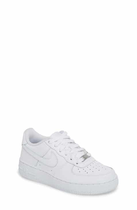 81f9355fa8ed23 Nike Air Force 1 Sneaker (Big Kid)