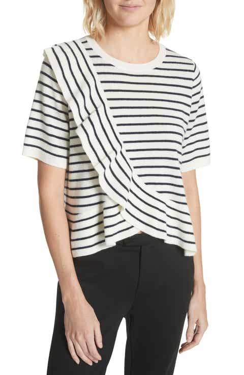 Joie Jayni B Stripe Sweater