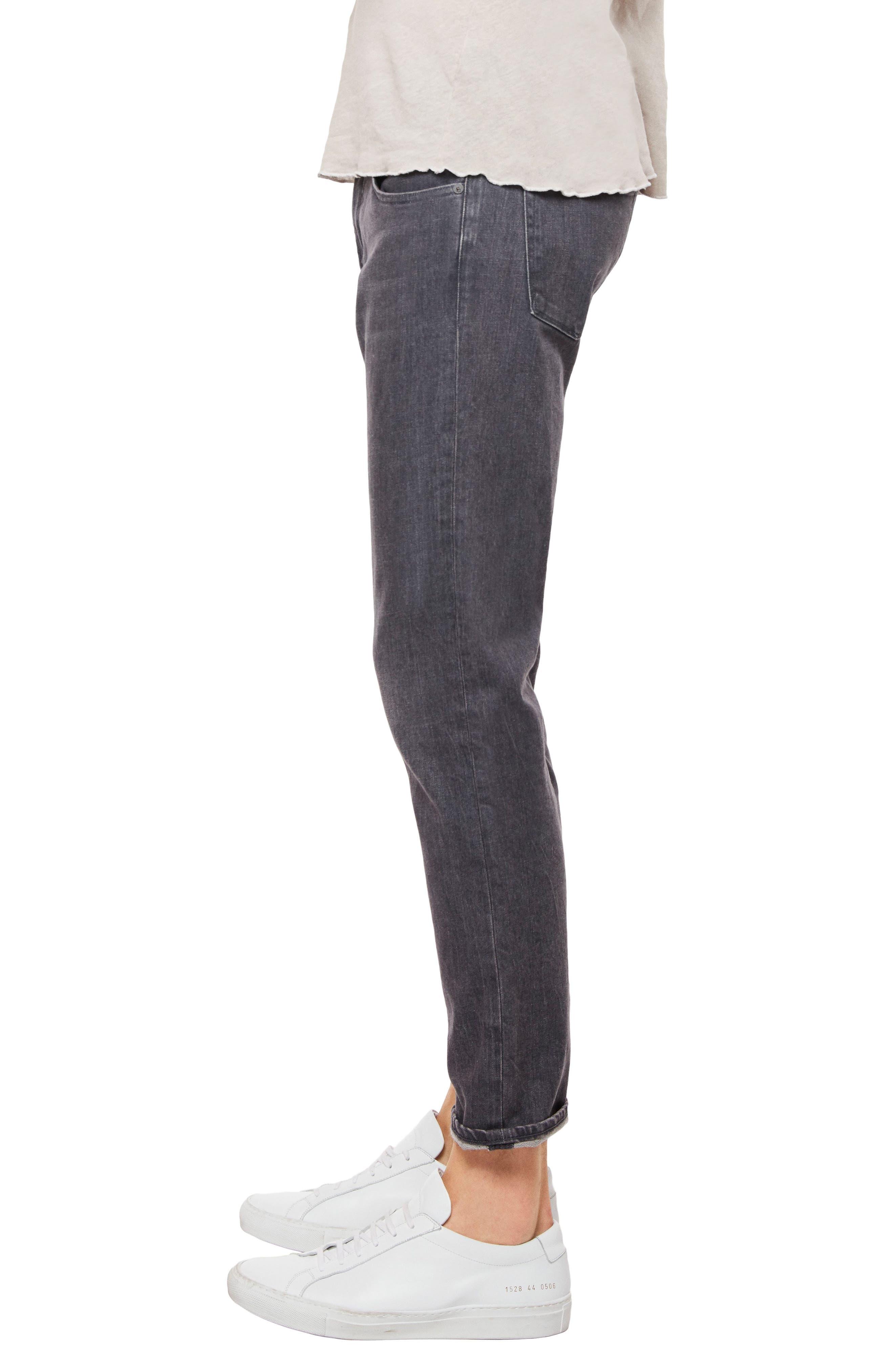 Eli Slim Fit Jeans,                             Alternate thumbnail 3, color,                             Topography