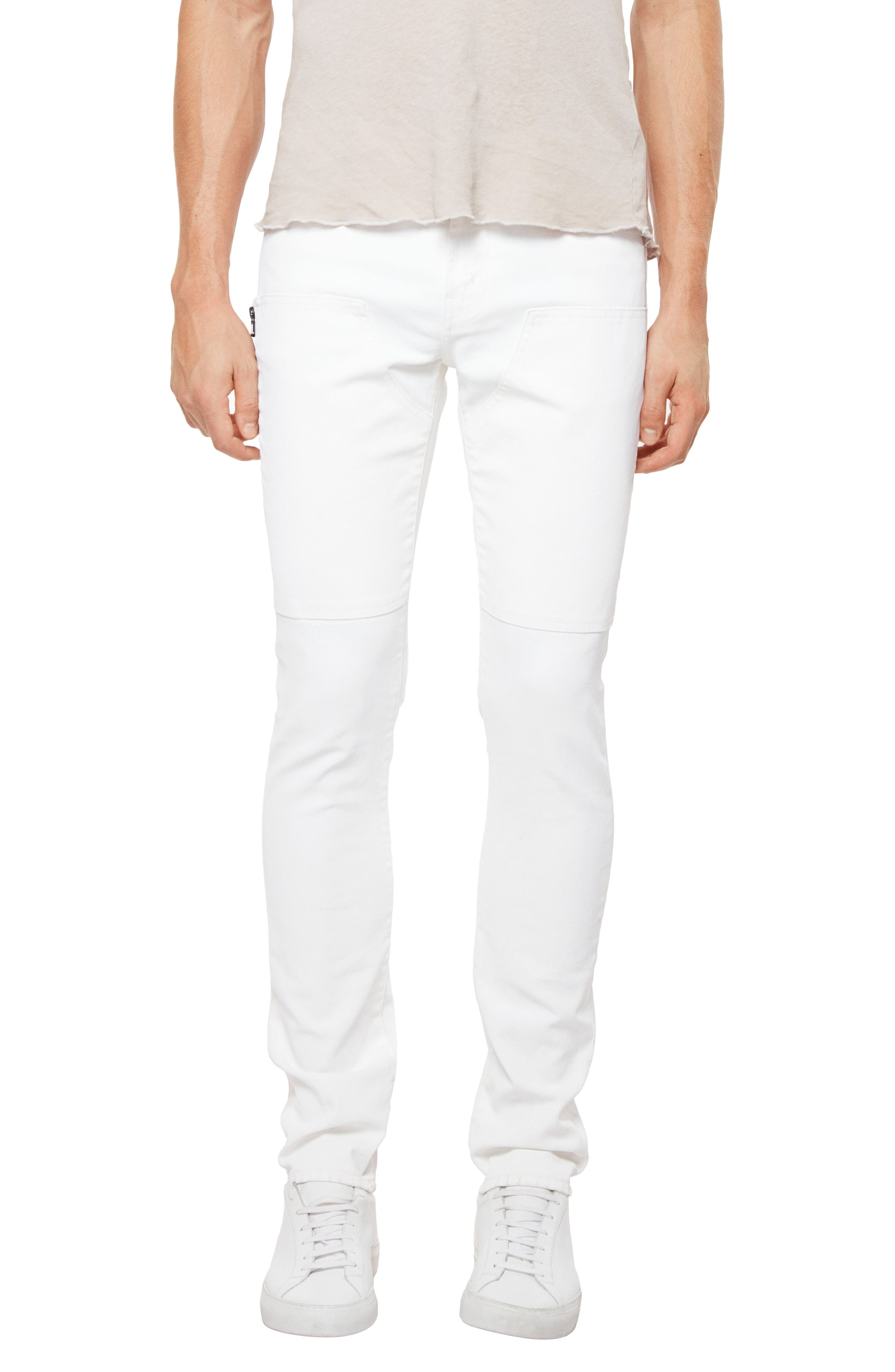 J Brand Mick Skinny Fit Jeans (Syncline)