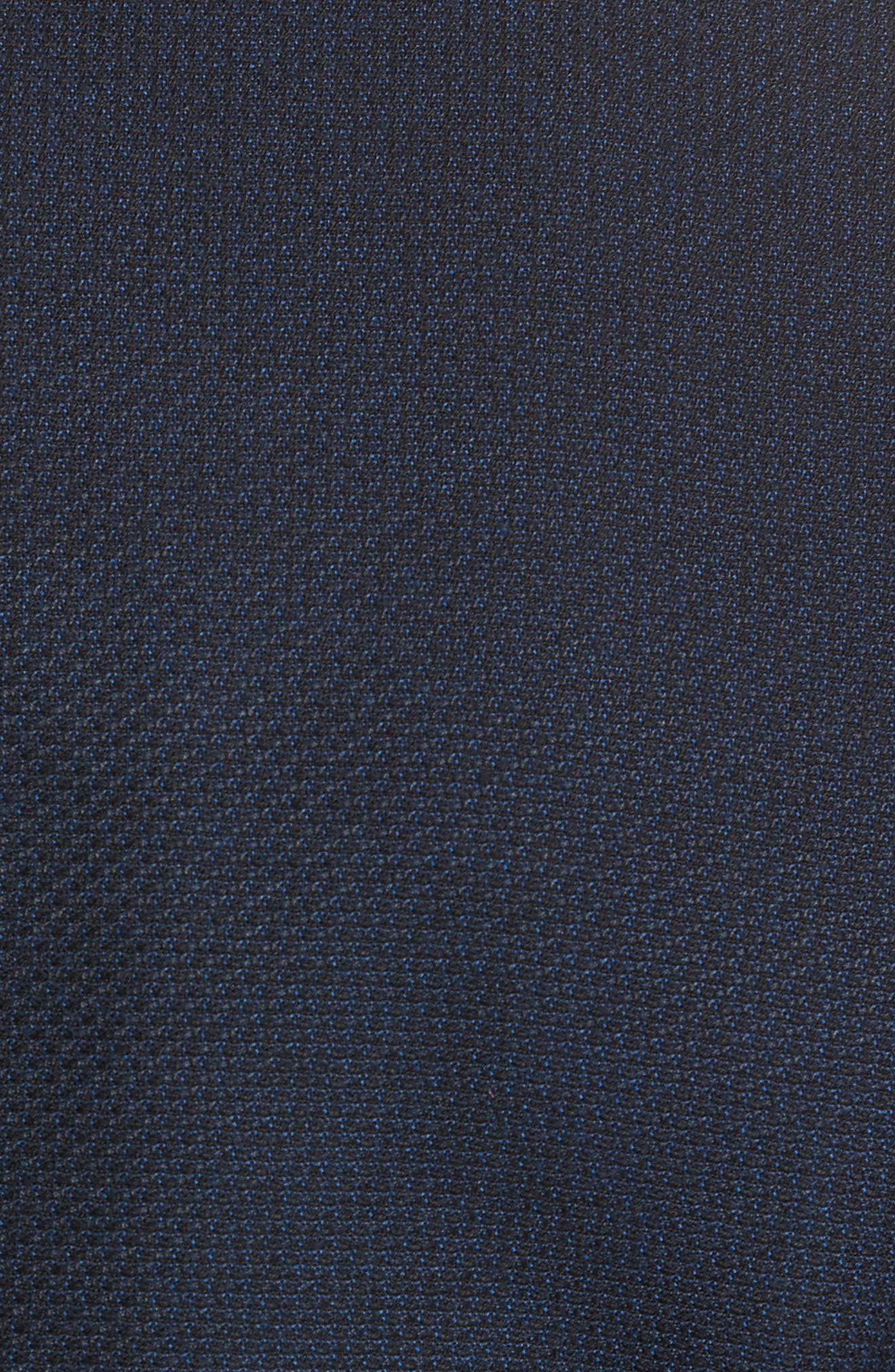 Olsson Textured Sport Coat,                             Alternate thumbnail 5, color,                             Navy