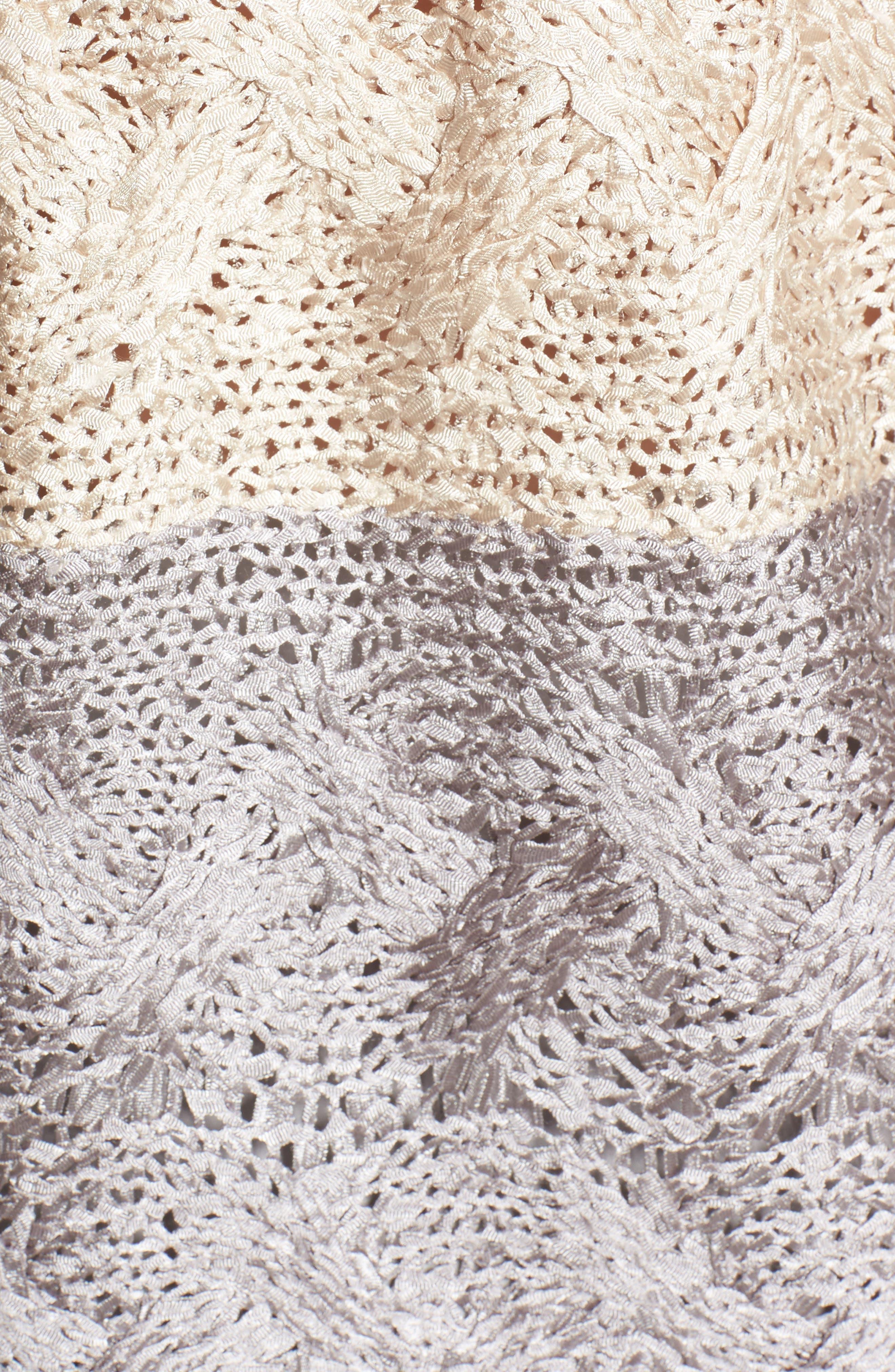Alternate Image 5  - NIC+ZOE Daydreamer Ombré Sweater
