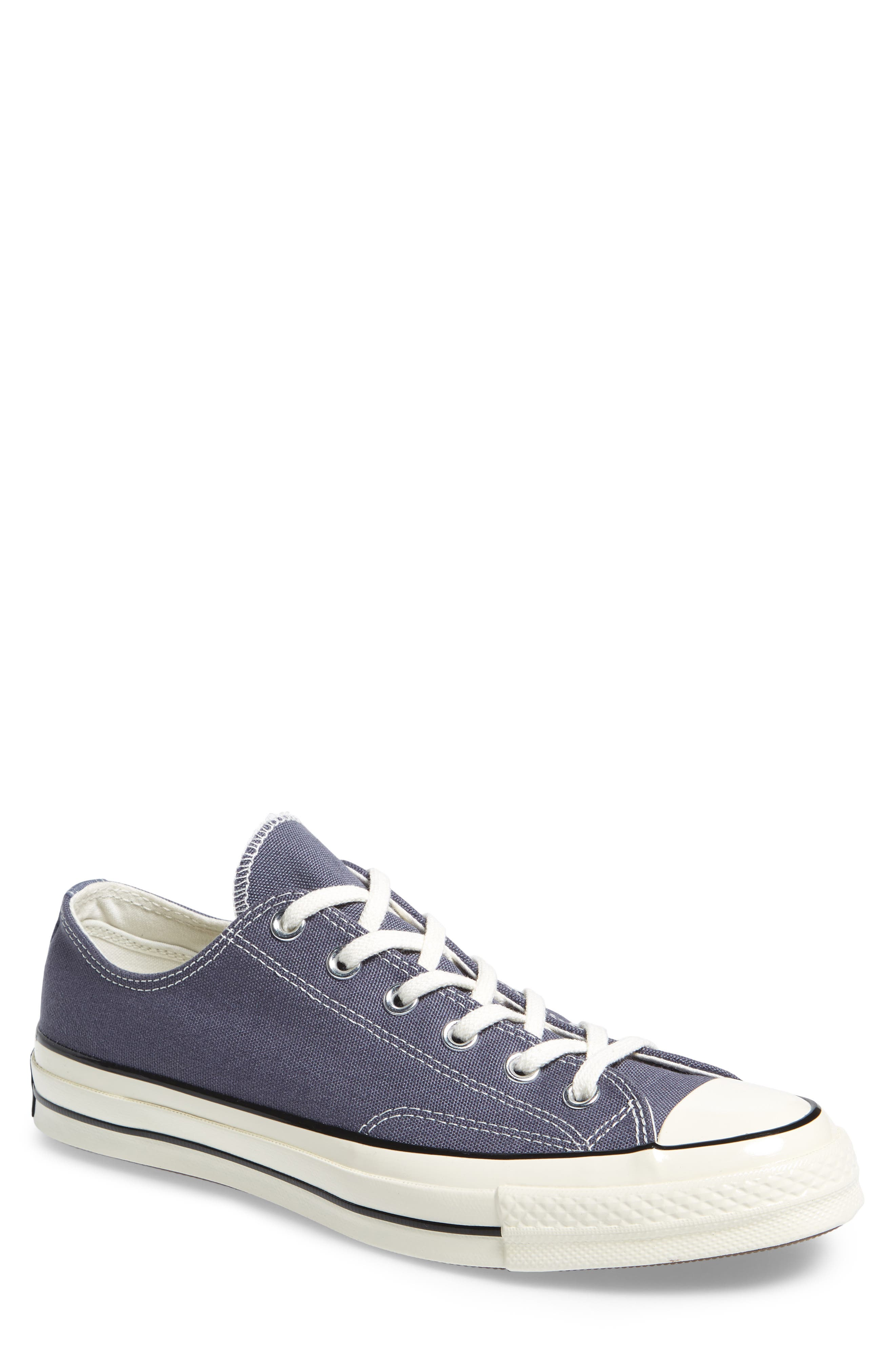 Chuck Taylor<sup>®</sup> All Star<sup>®</sup> 70 Heritage Sneaker,                             Main thumbnail 1, color,                             Light Carbon Canvas