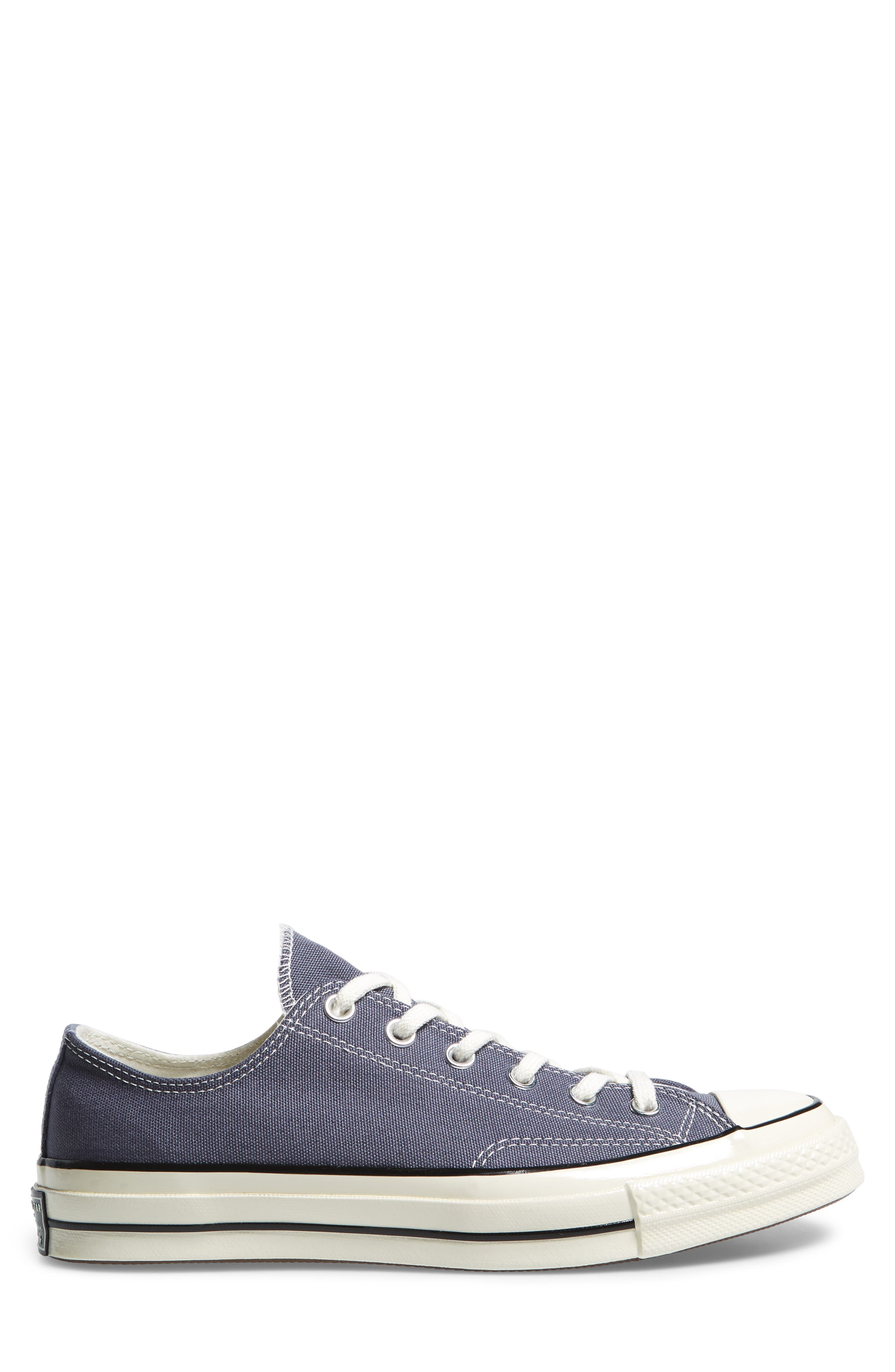 Chuck Taylor<sup>®</sup> All Star<sup>®</sup> 70 Heritage Sneaker,                             Alternate thumbnail 3, color,                             Light Carbon Canvas