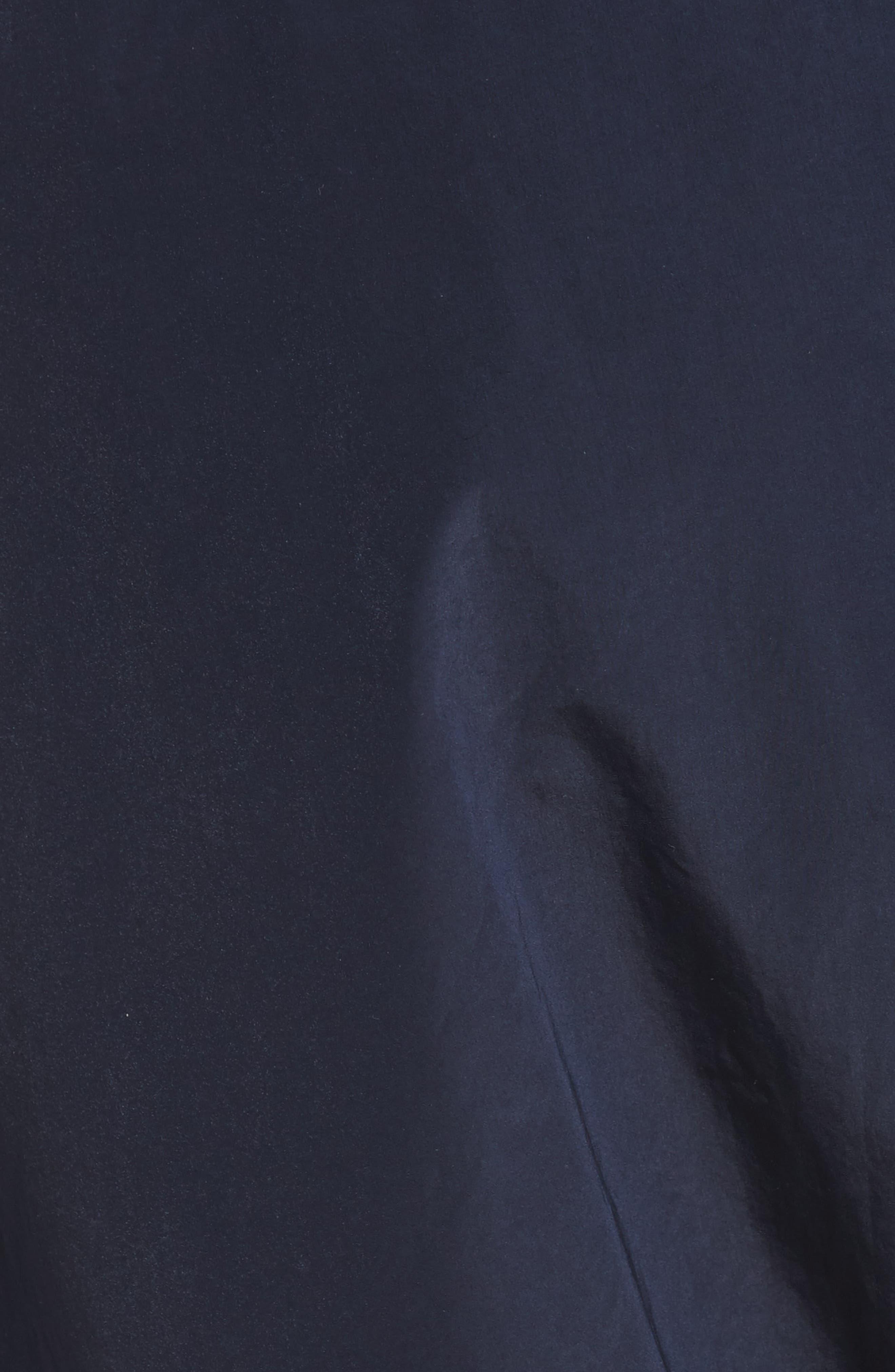 Drop Crotch Shorts,                             Alternate thumbnail 5, color,                             Navy
