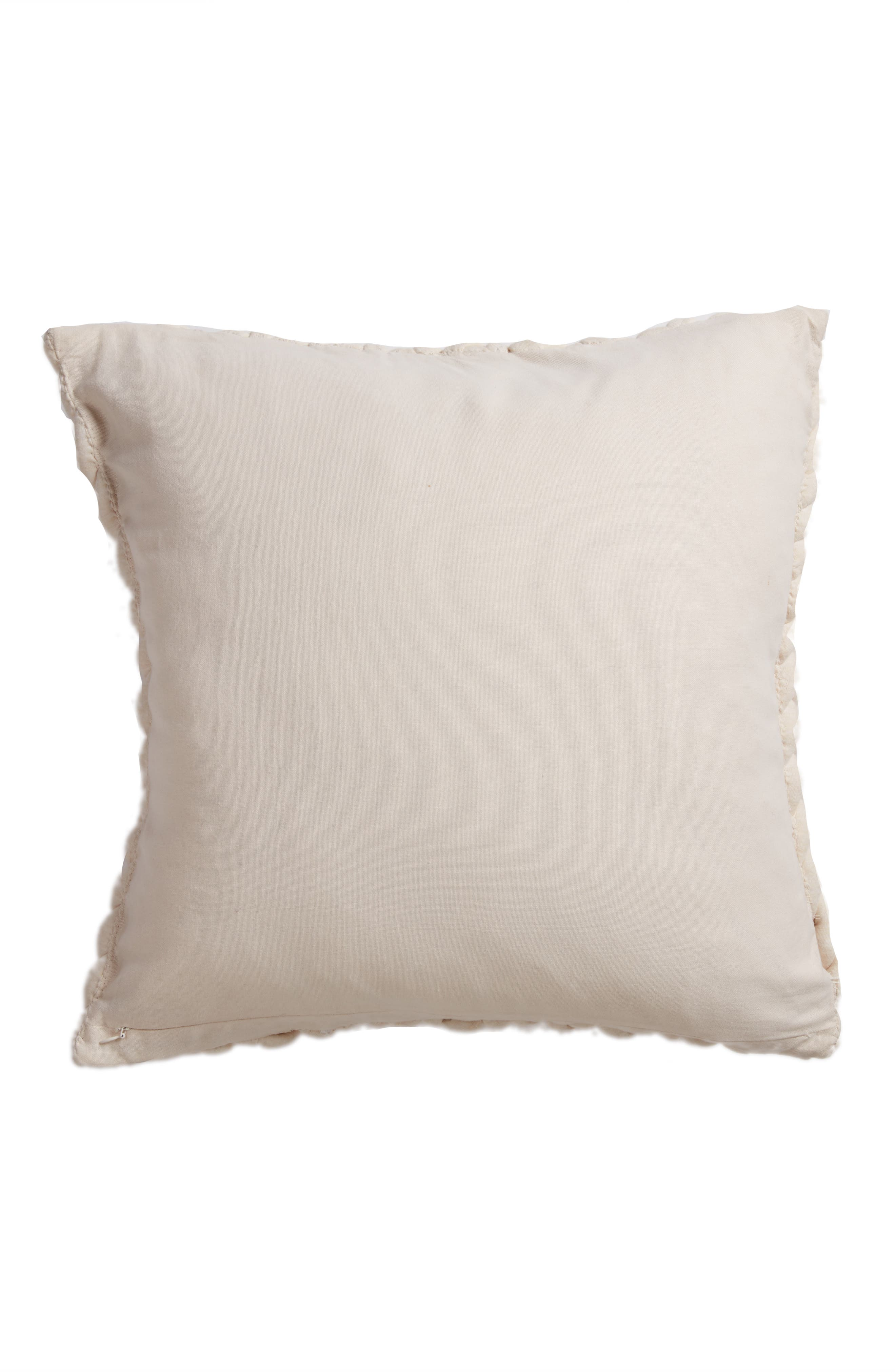Alternate Image 2  - Treasure & Bond Jersey Braid Accent Pillow