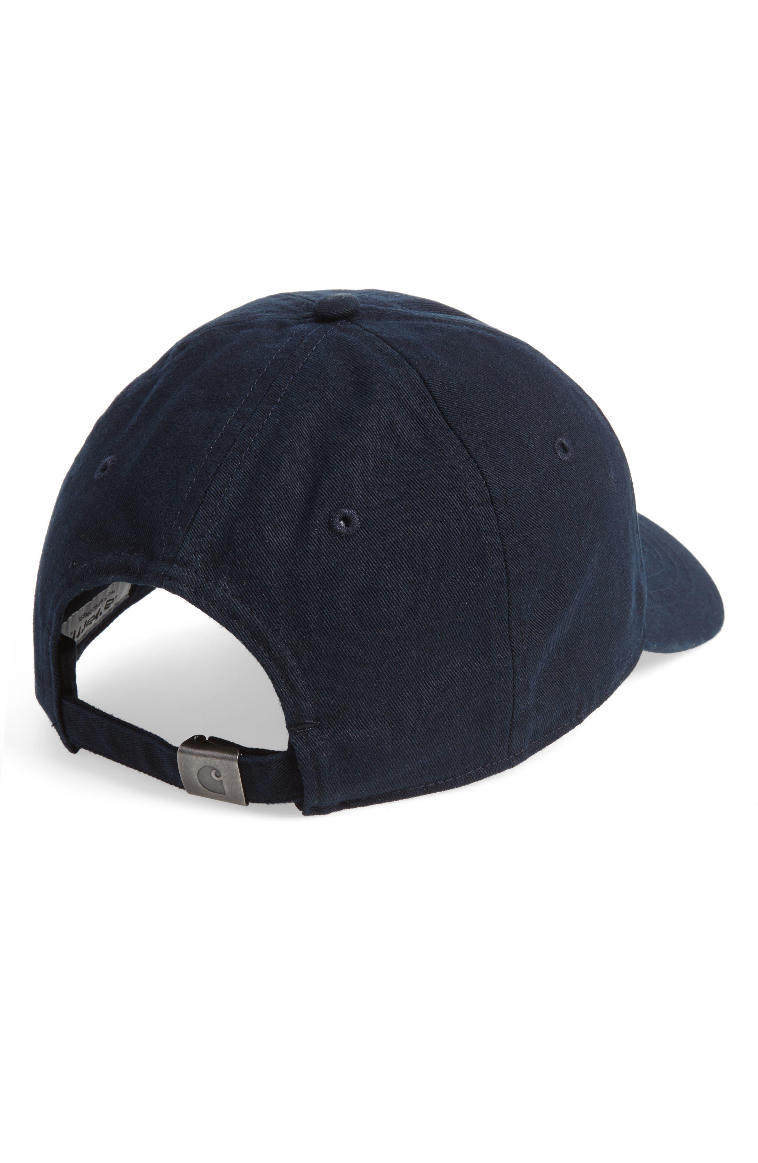 Madison Baseball Cap,                             Alternate thumbnail 2, color,                             1C00-Dark Navy/Black