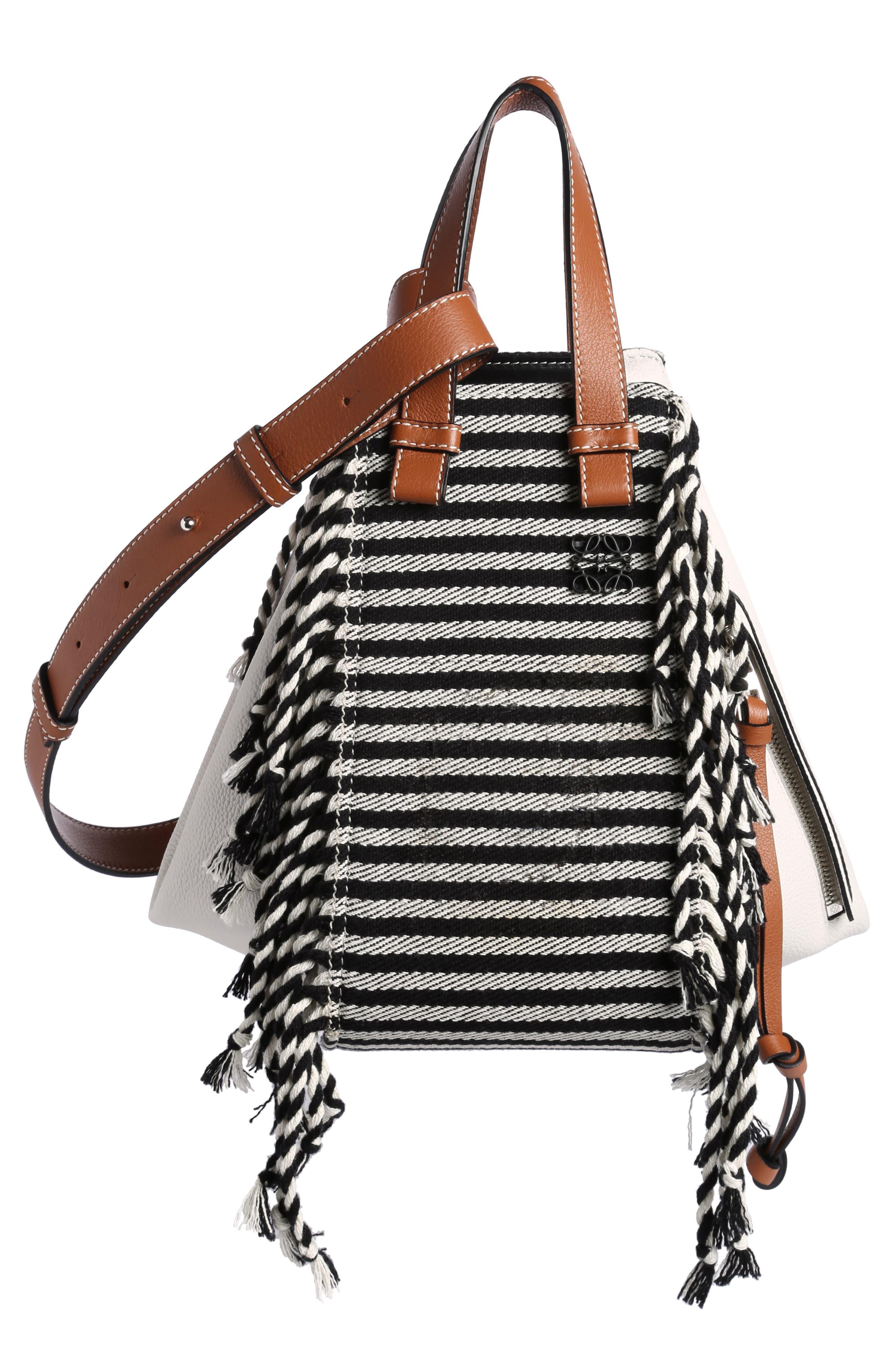 Loewe Small Hammock Scarf Crossbody Bag