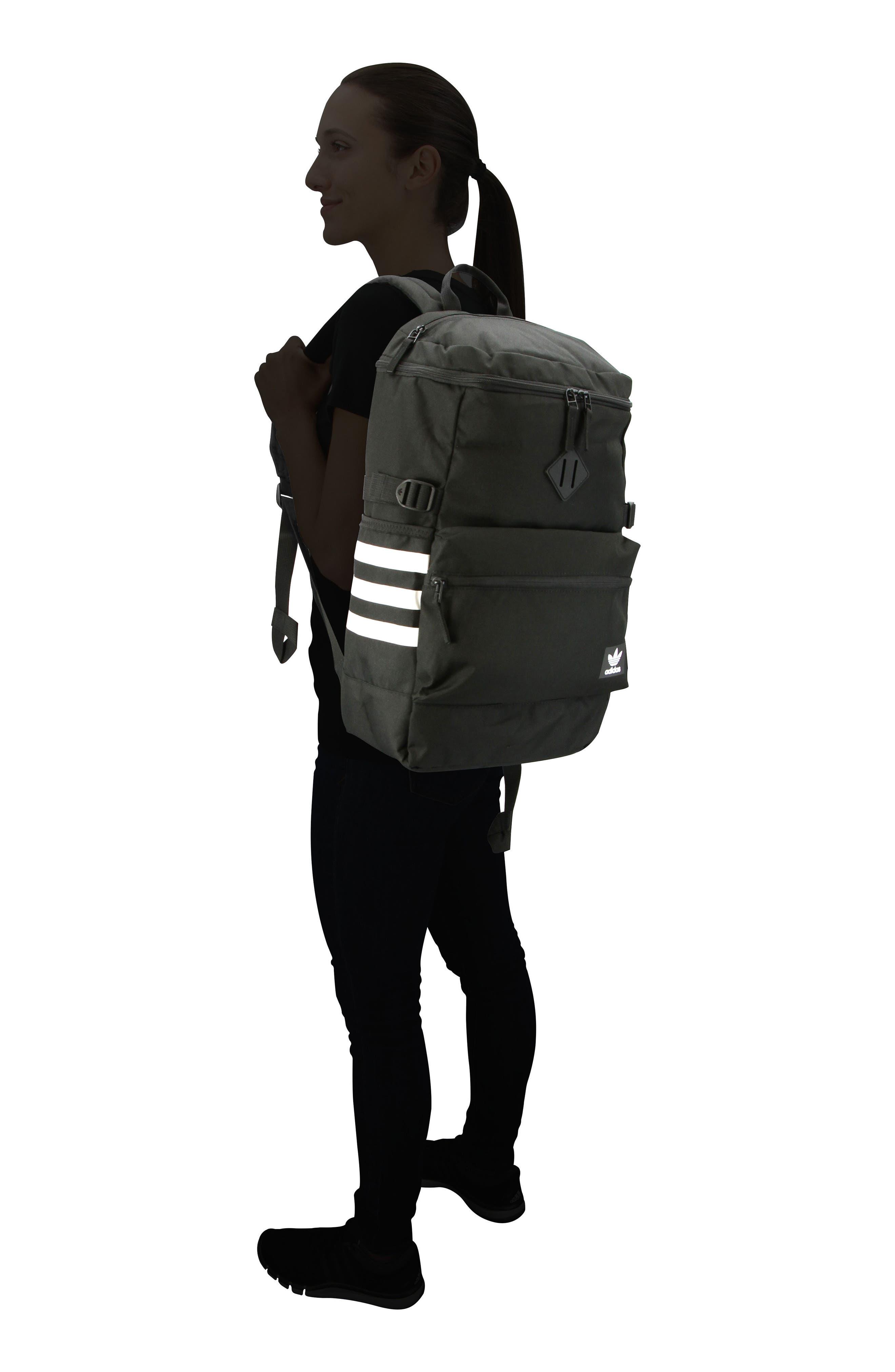 Backpack,                             Alternate thumbnail 2, color,                             Black