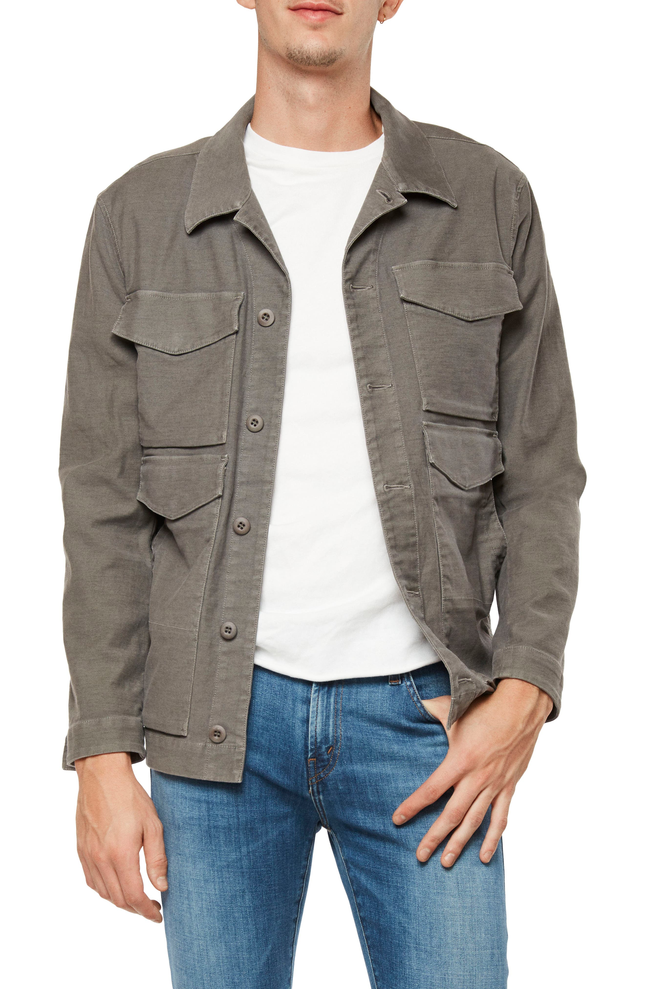 Kraeton Jacket,                             Main thumbnail 1, color,                             Dull Sculpit