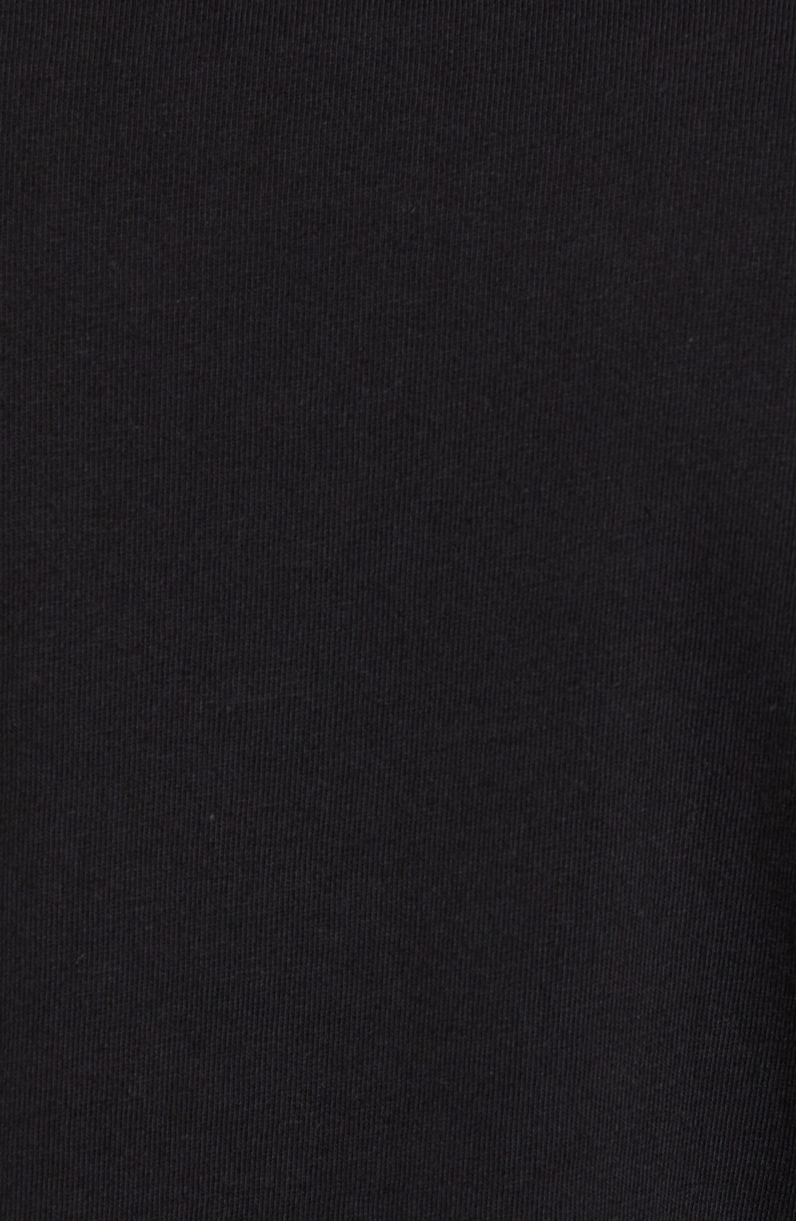 Hyper T-Shirt,                             Alternate thumbnail 5, color,                             Black