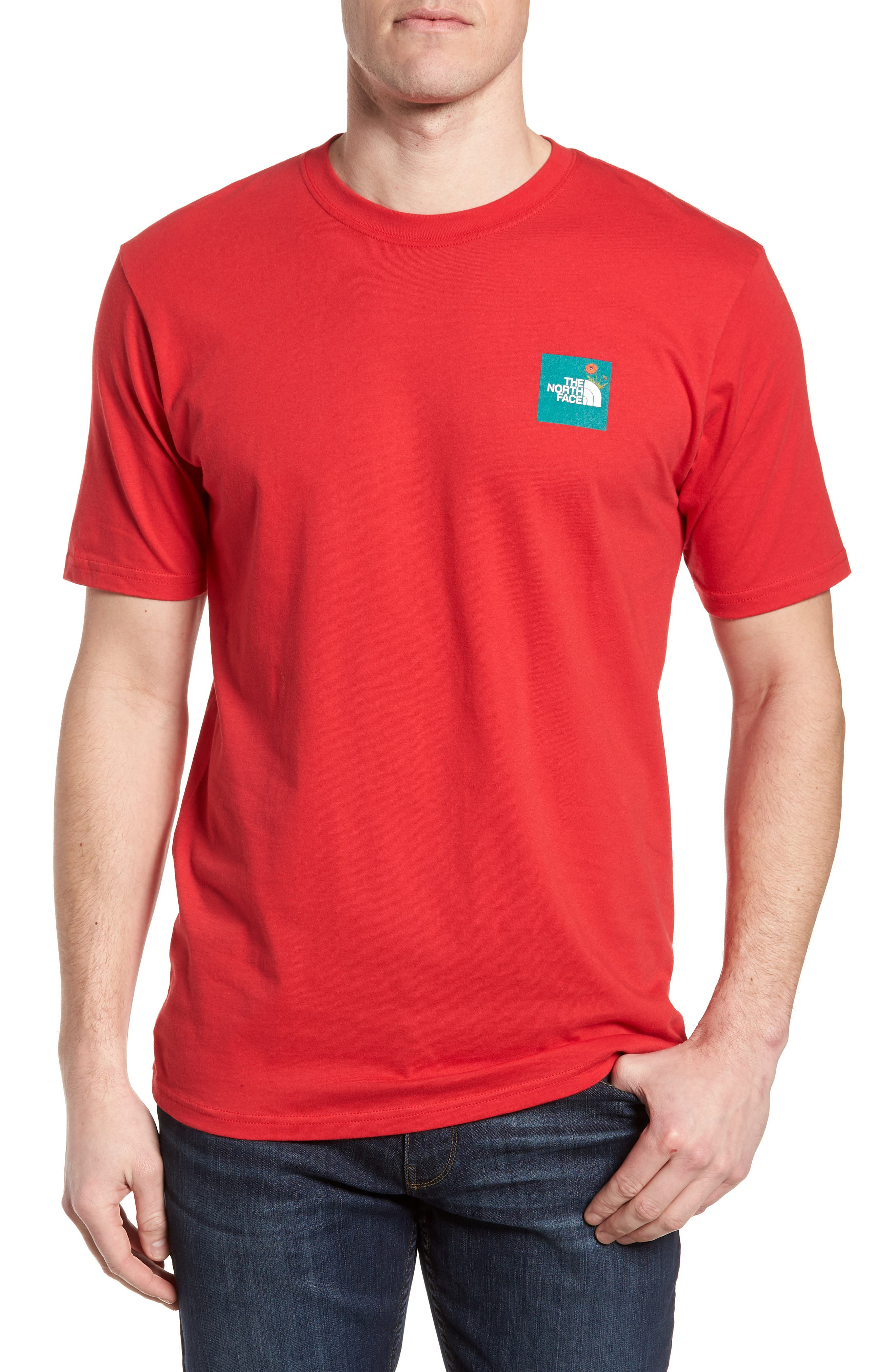 Alternate Image 7  - The North Face Graphic Unisex T-Shirt