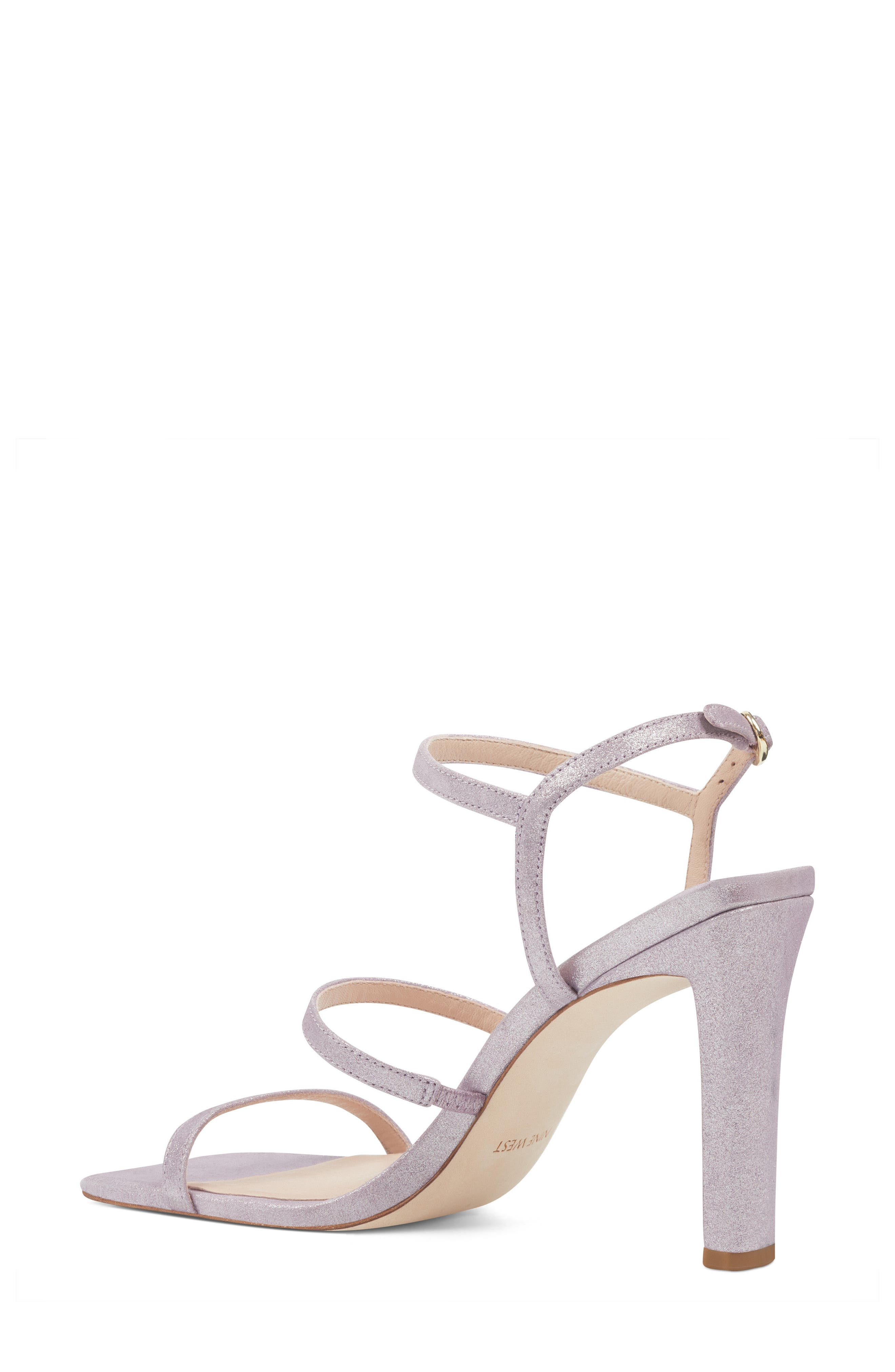 Gabelle - 40th Anniversary Capsule Collection Sandal,                             Alternate thumbnail 2, color,                             Light Purple Leather