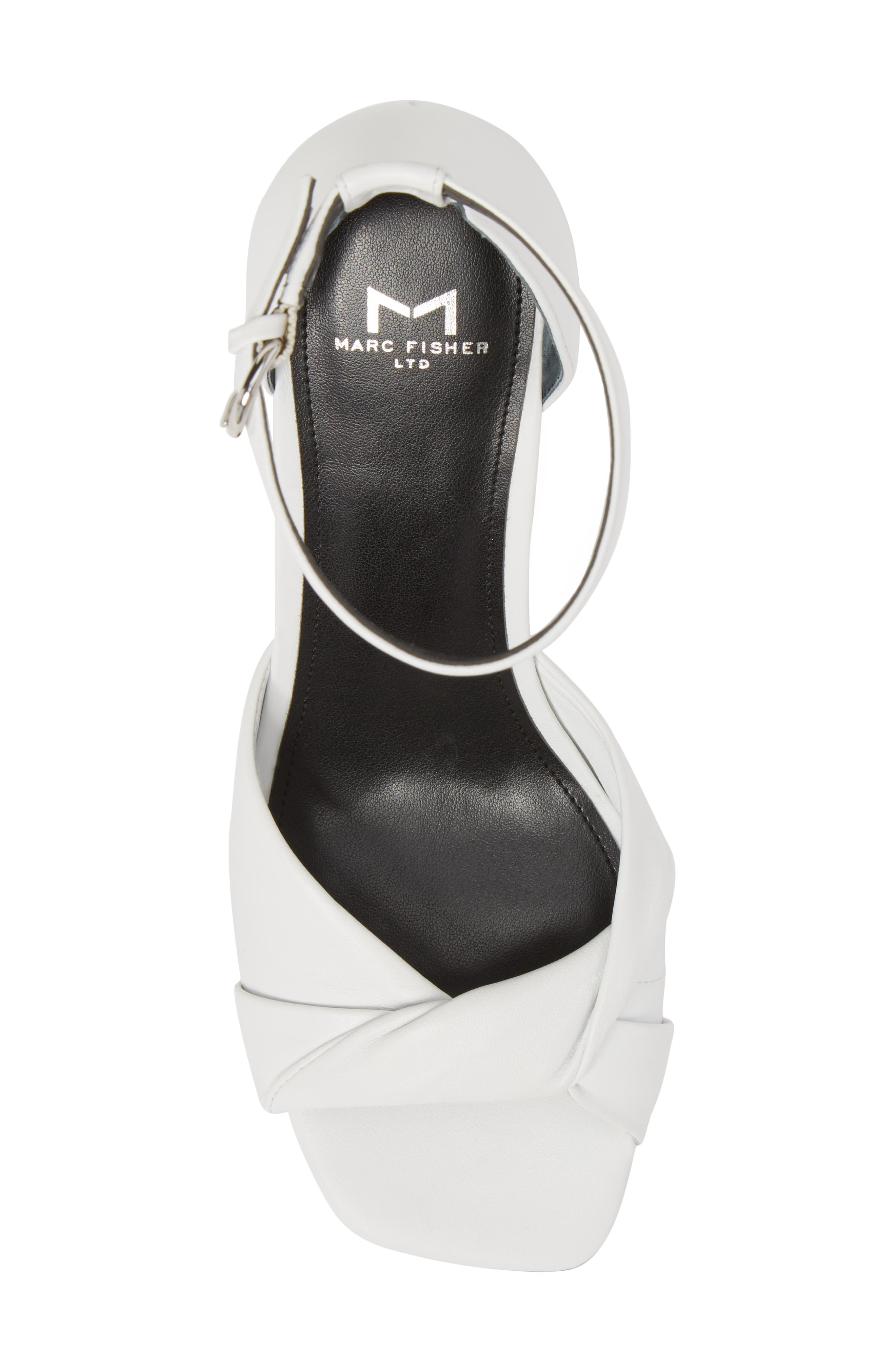 Alternate Image 5  - Marc Fisher LTD Ivory Sandal (Women)