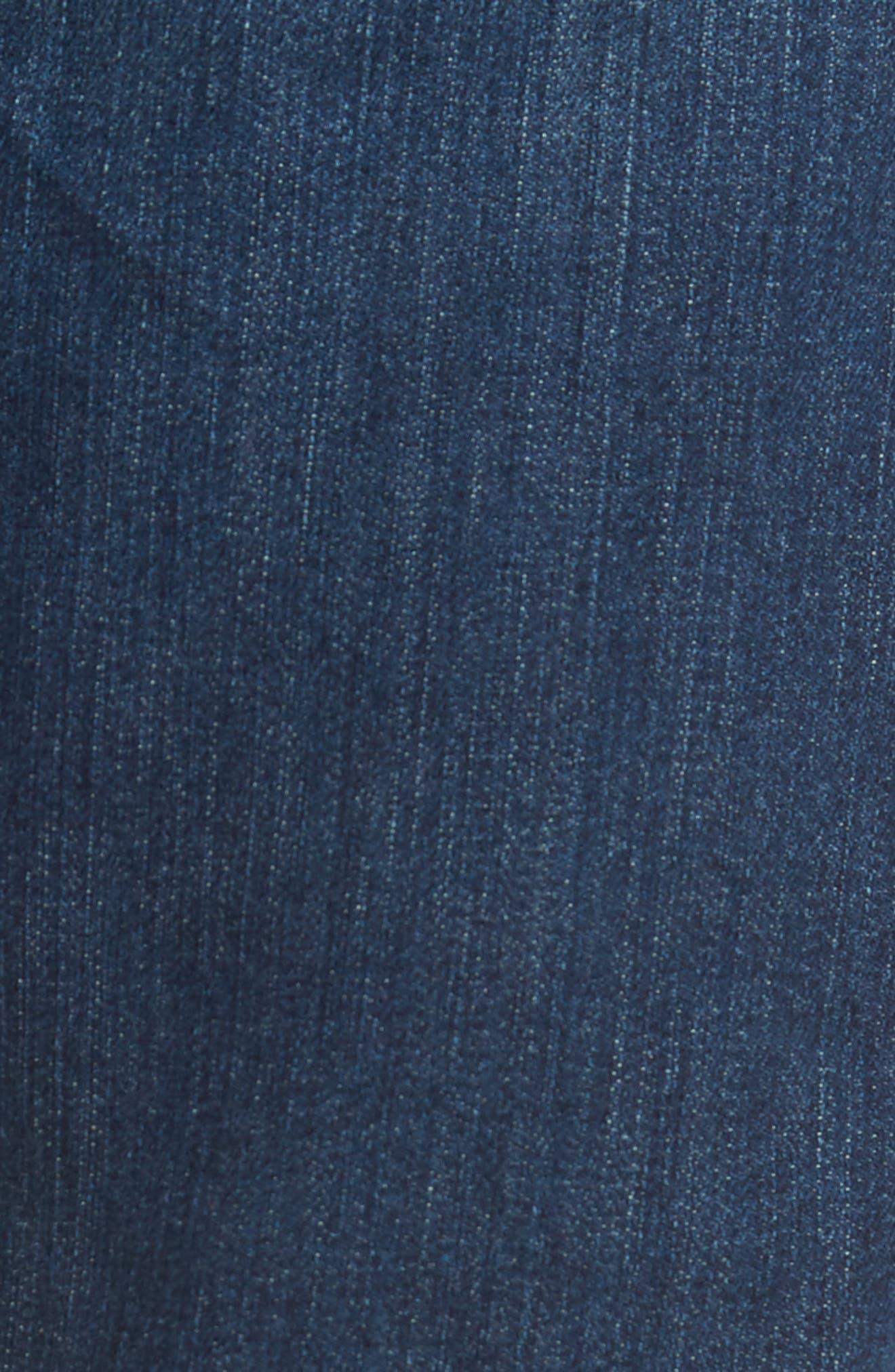 Federal Slim Straight Leg Jeans,                             Alternate thumbnail 5, color,                             Harlan