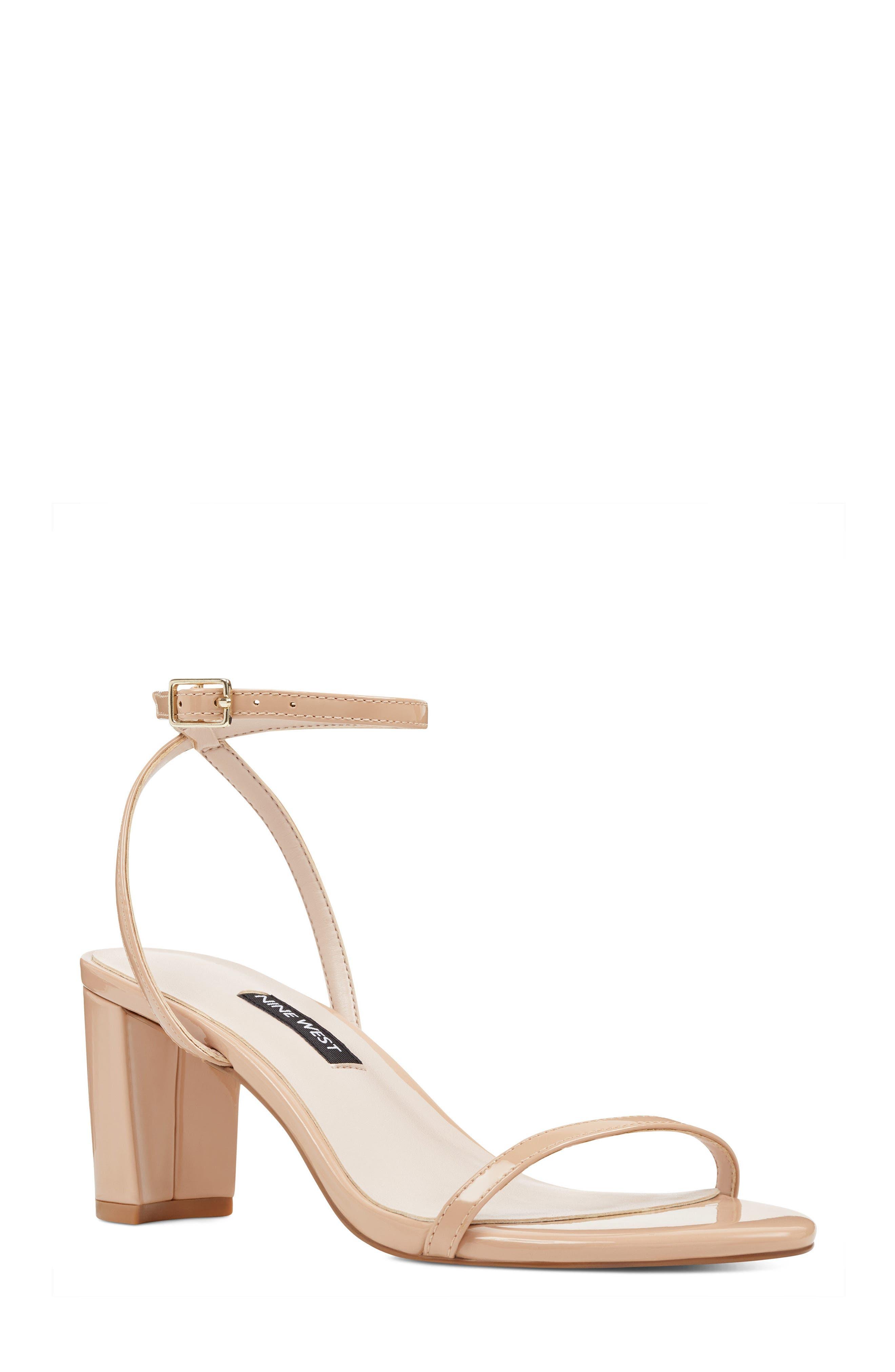 Nine West Provein Strappy Sandal (Women)