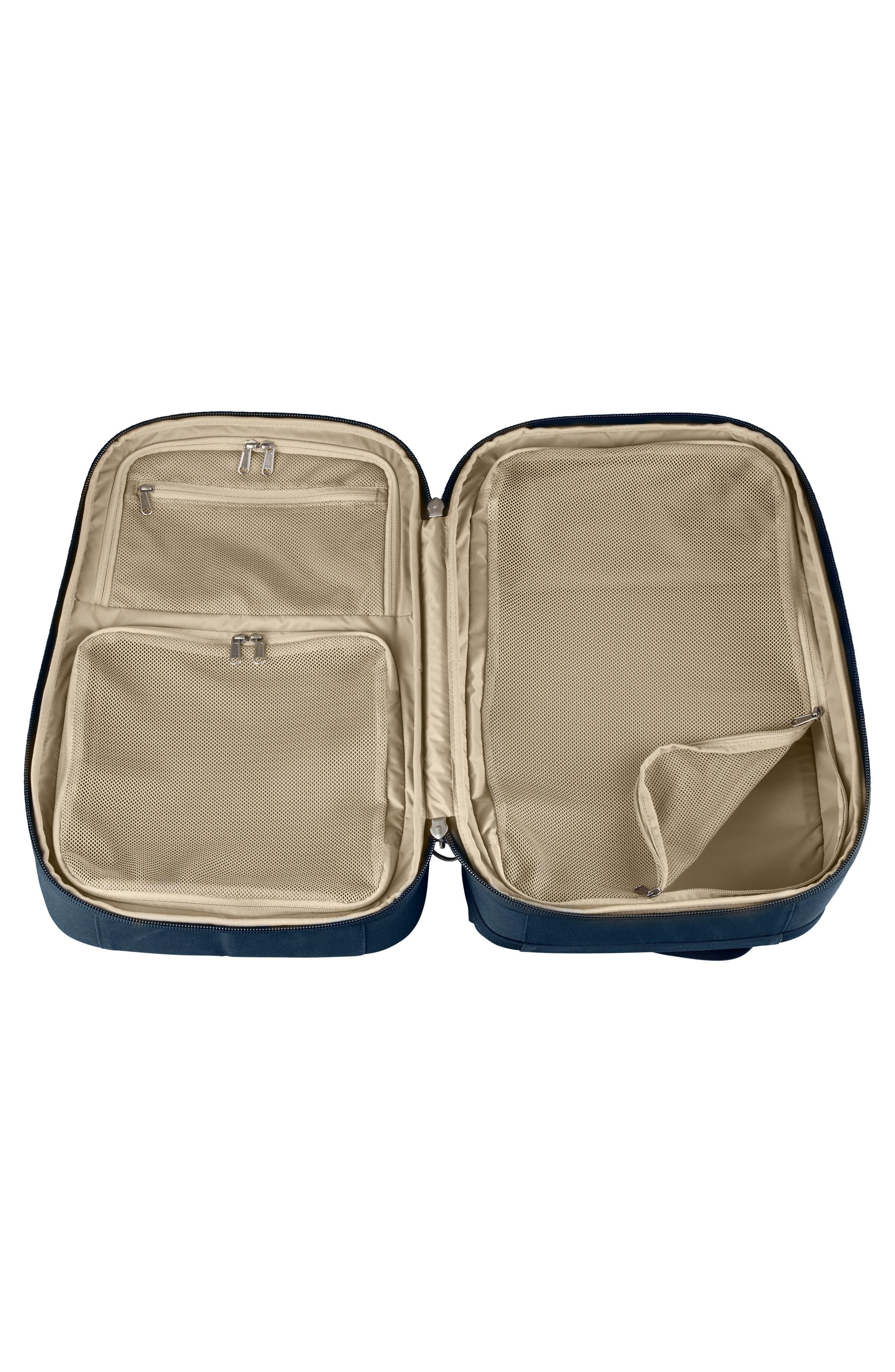 Travel Backpack,                             Alternate thumbnail 4, color,                             Navy