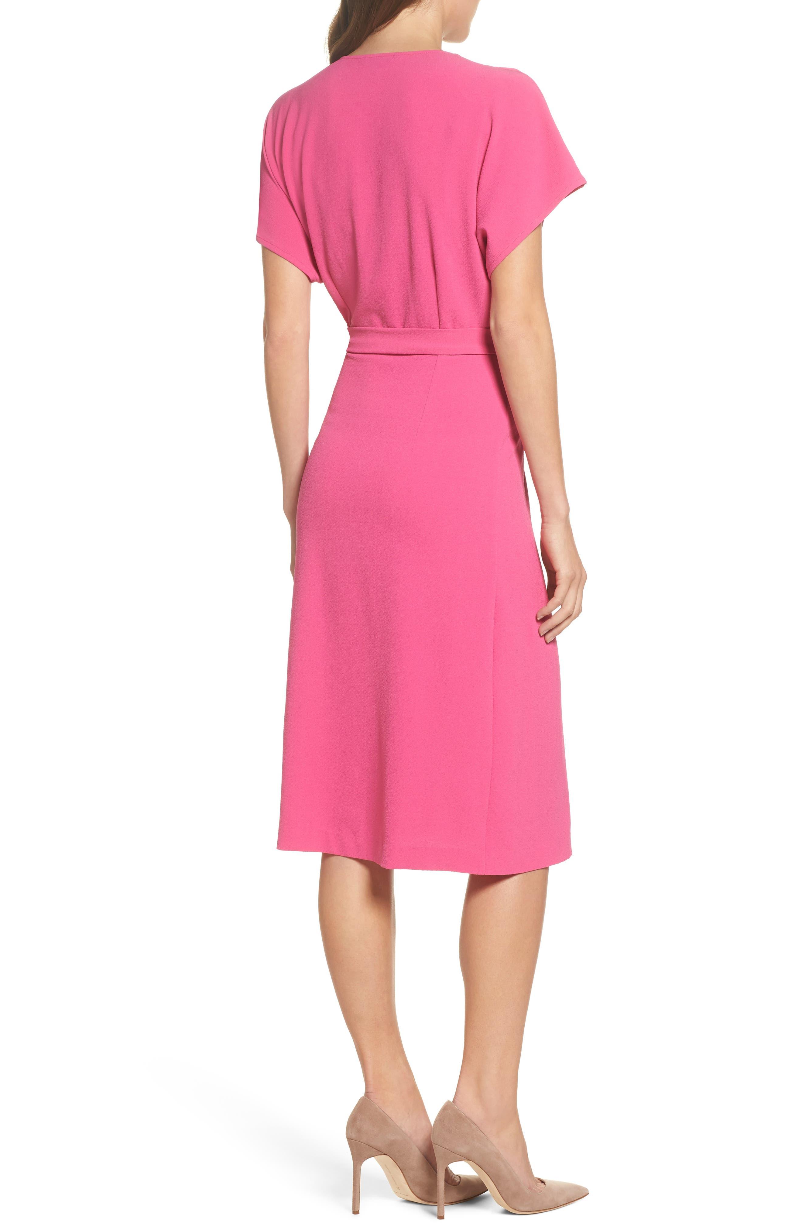 Alternate Image 2  - Felicity & Coco Rita Wrap Dress (Regular & Petite) (Nordstrom Exclusive)