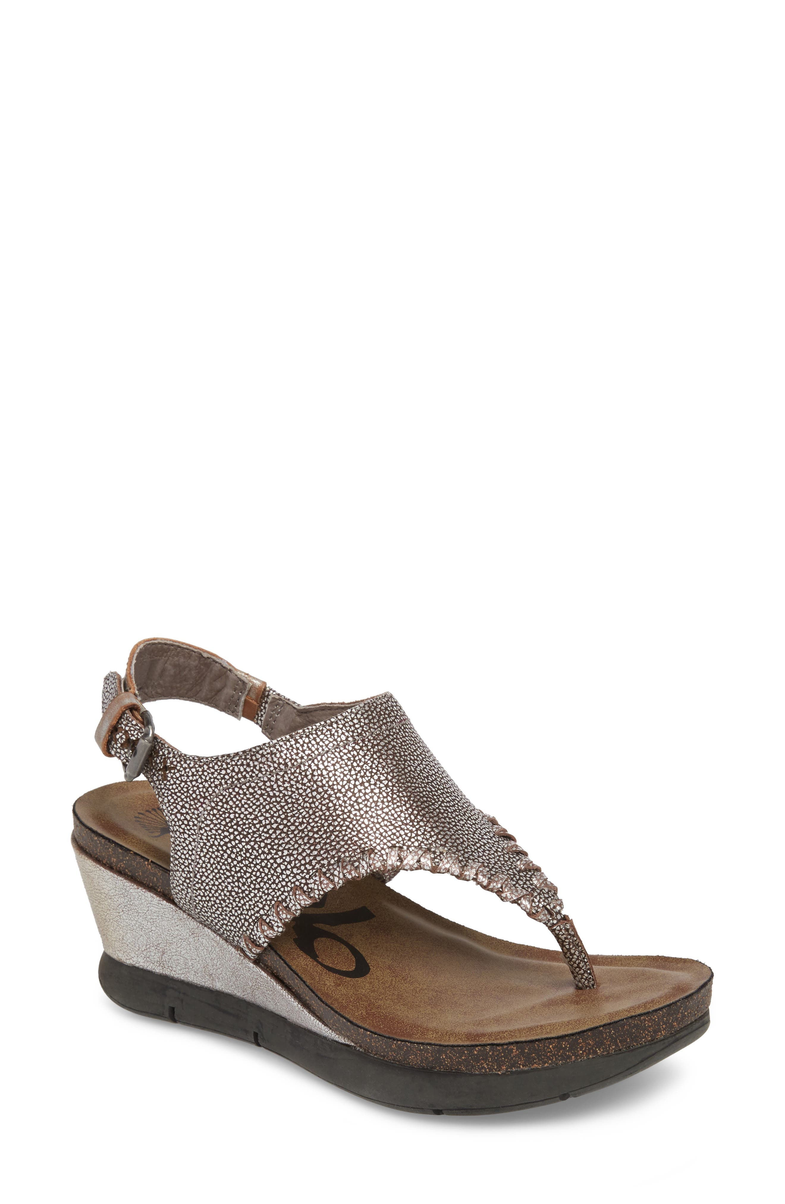 OTBT Meditate Wedge Sandal (Women)