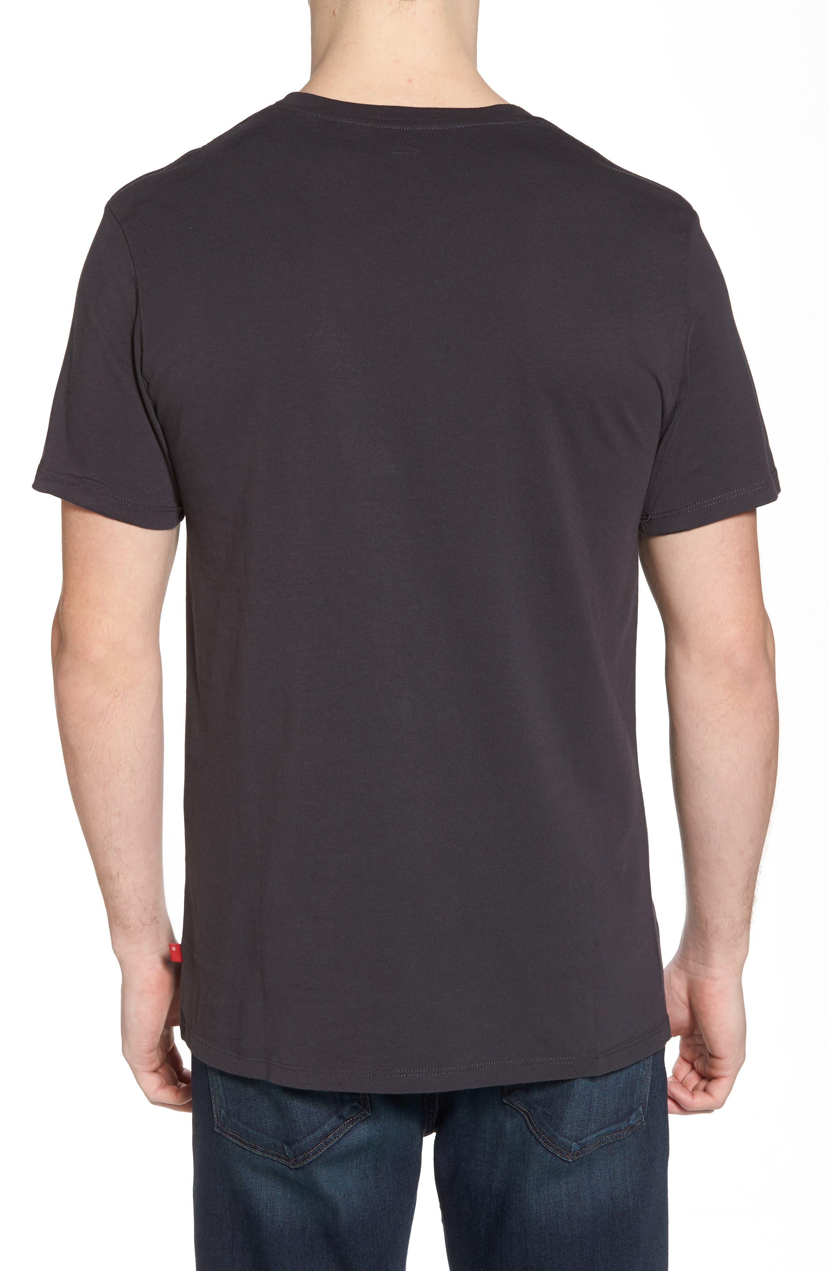 Housemark Graphic T-Shirt,                             Alternate thumbnail 2, color,                             Housemark Grey