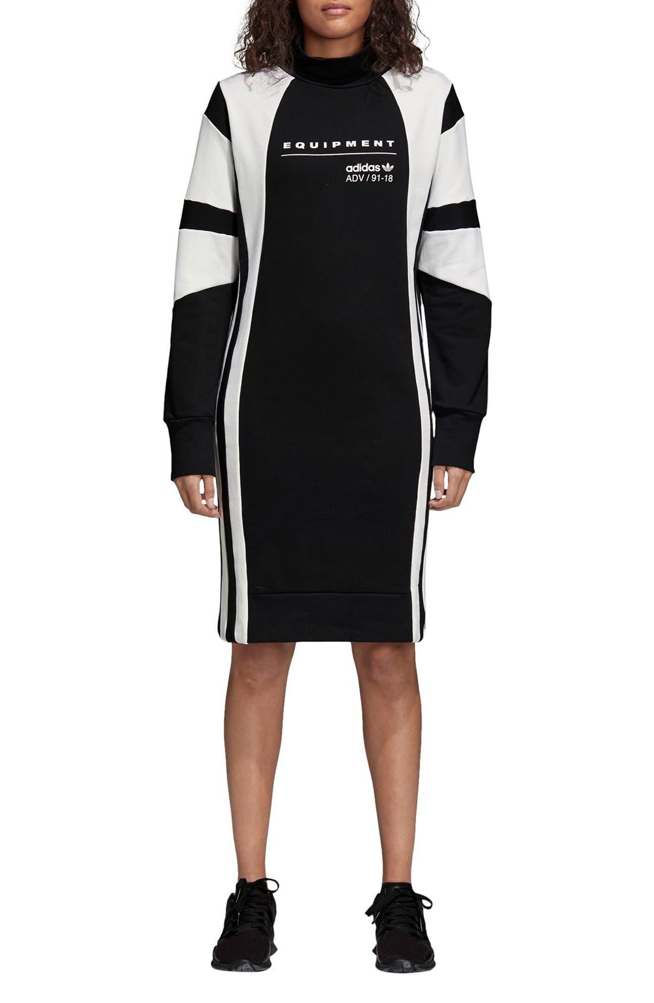 Main Image - adidas Originals EQT Dress
