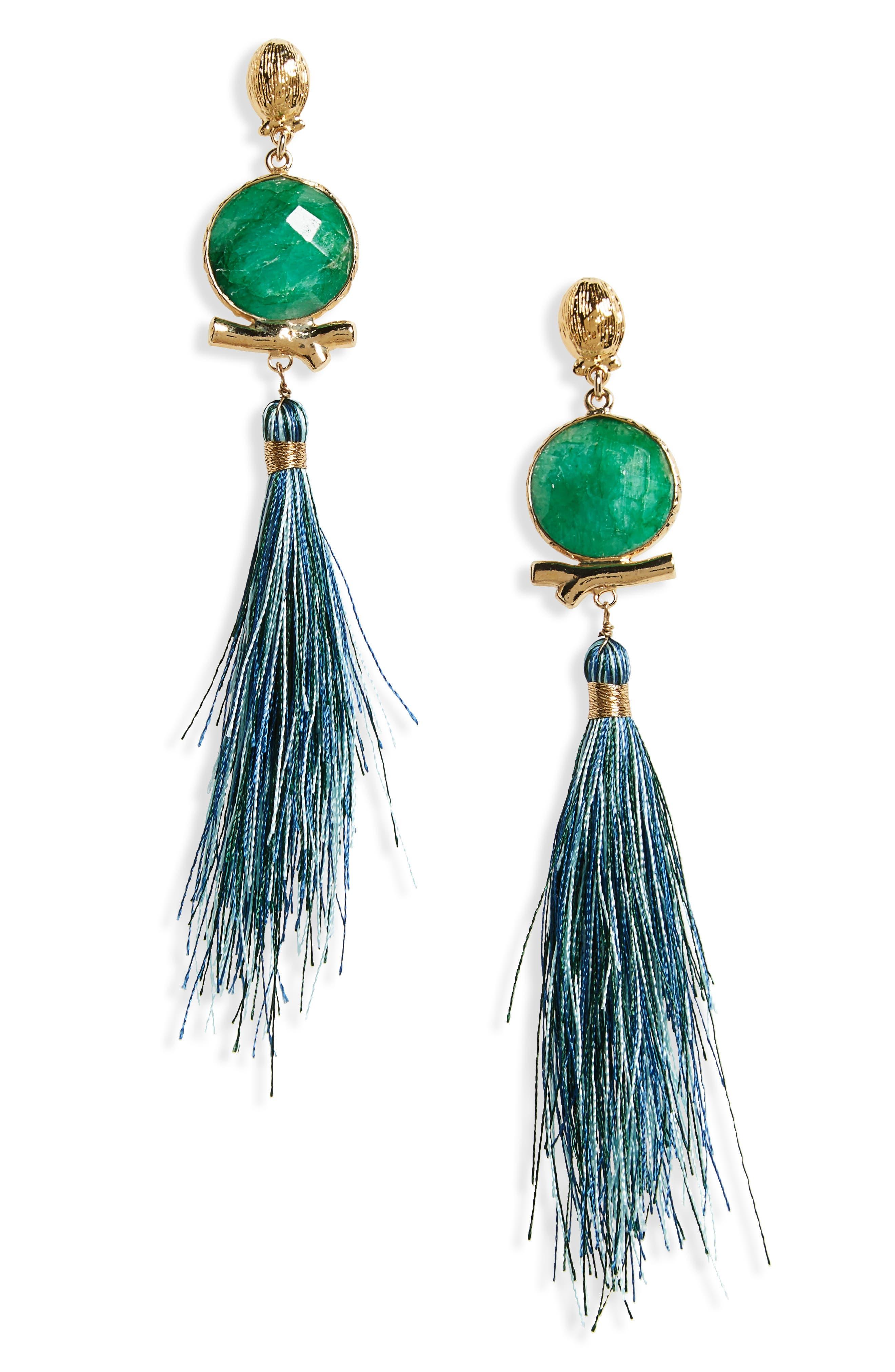 Main Image - Gas Bijoux Serti Bella Drop Earrings