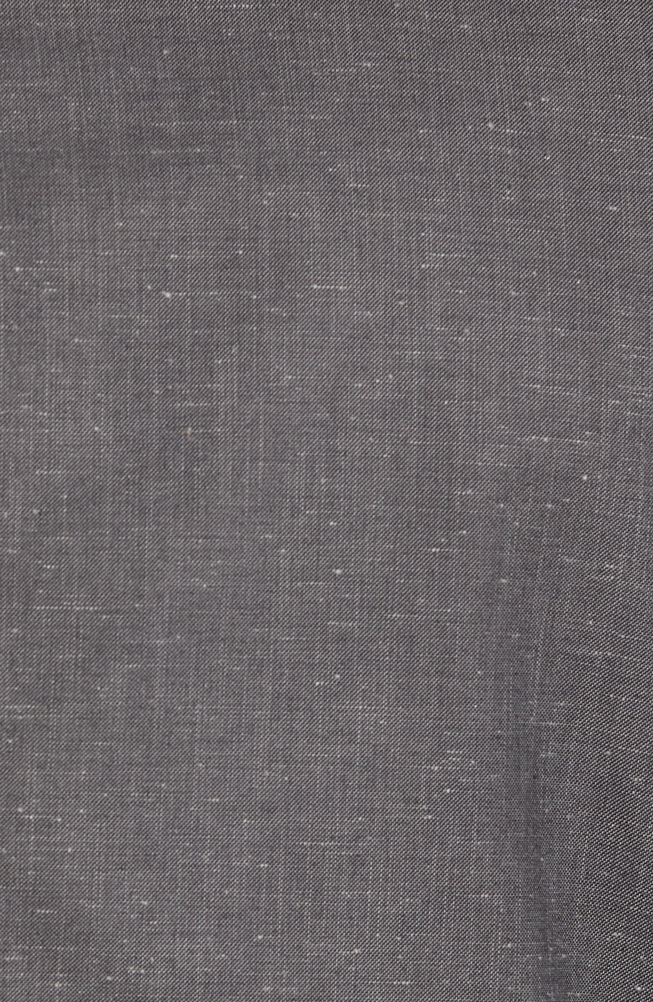 Classic Fit Slub Soft Sport Coat,                             Alternate thumbnail 5, color,                             Olive
