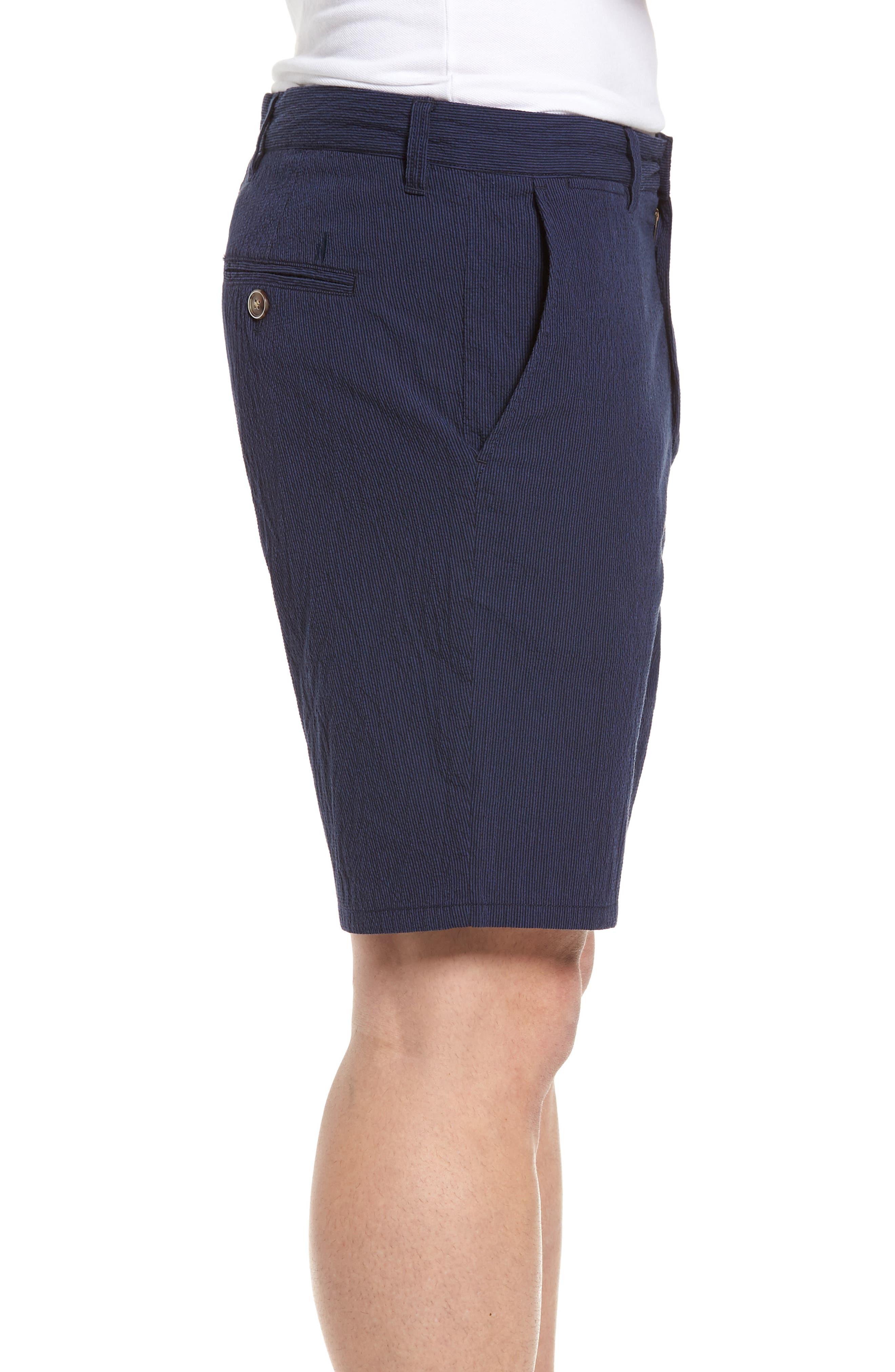 Bryson Regular Fit Shorts,                             Alternate thumbnail 3, color,                             Ripple