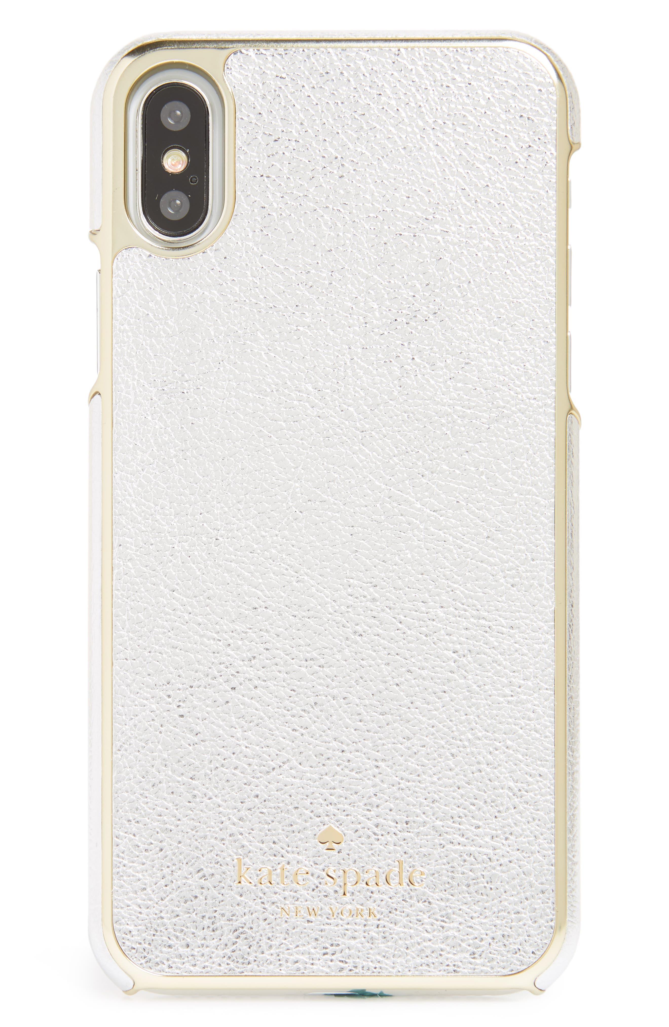 kate spade new york iPhone X case
