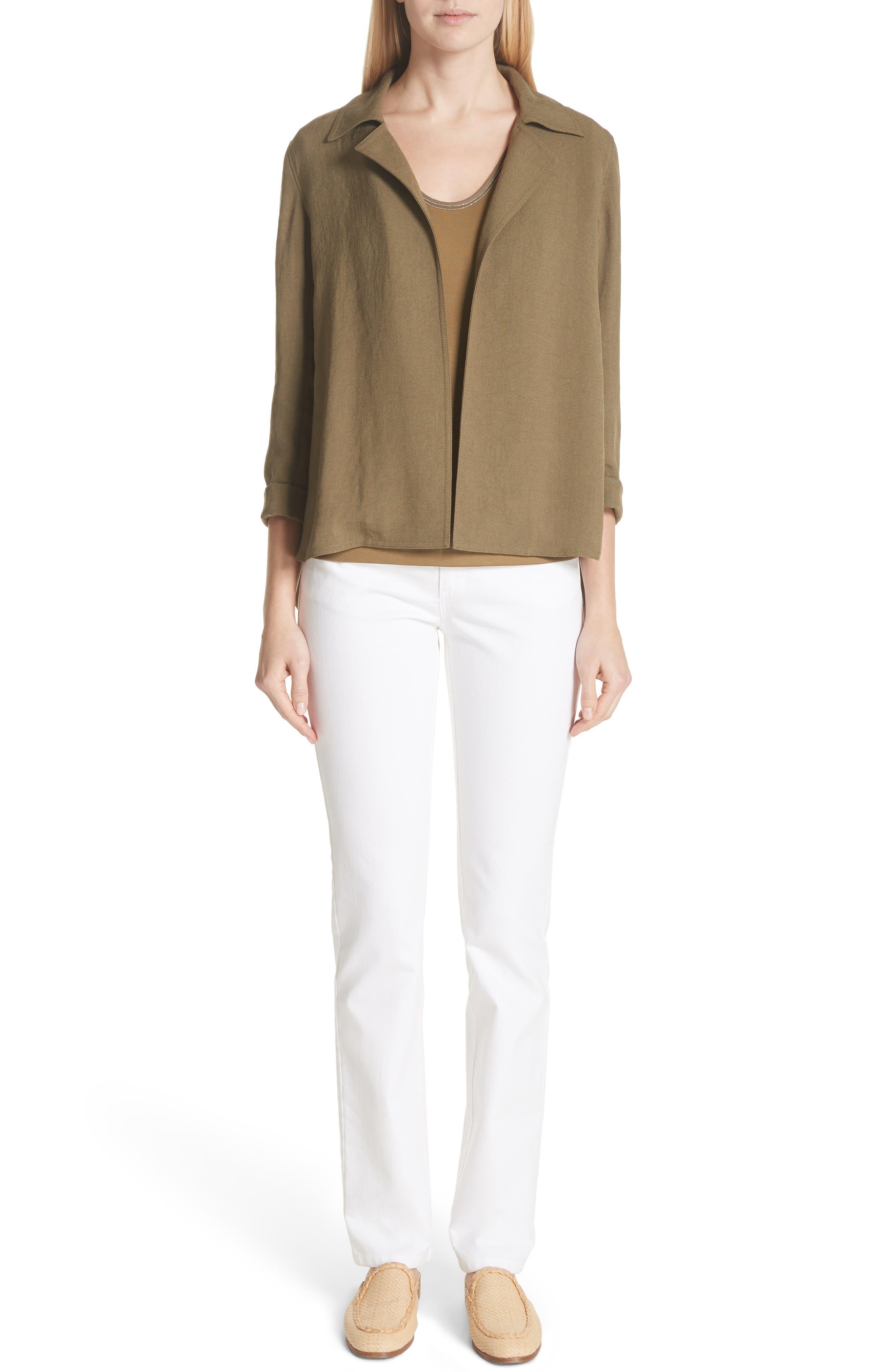 Alternate Image 7  - Lafayette 148 New York Grant Altruistic Cloth Jacket