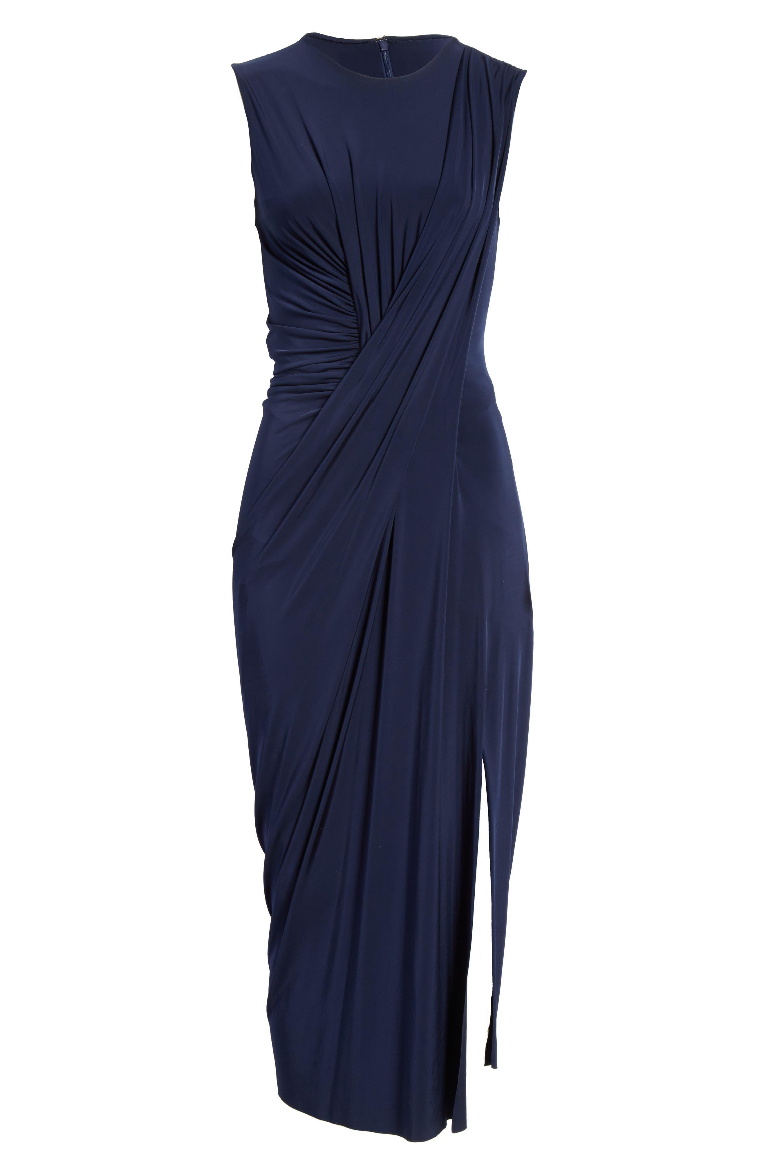 Alternate Image 6  - Jason Wu Draped Jersey Dress