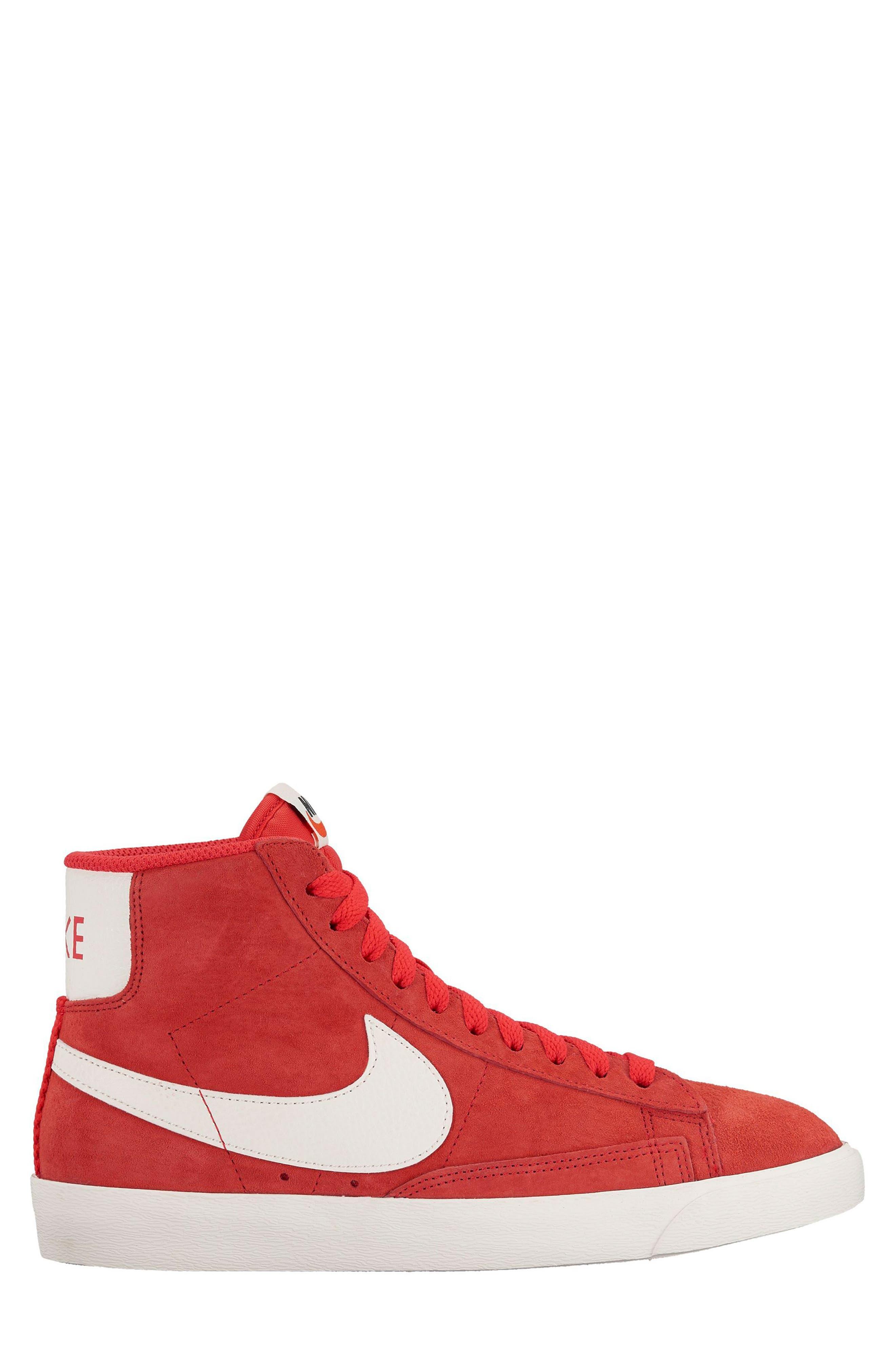 Nike Blazer Surligneur Rouge