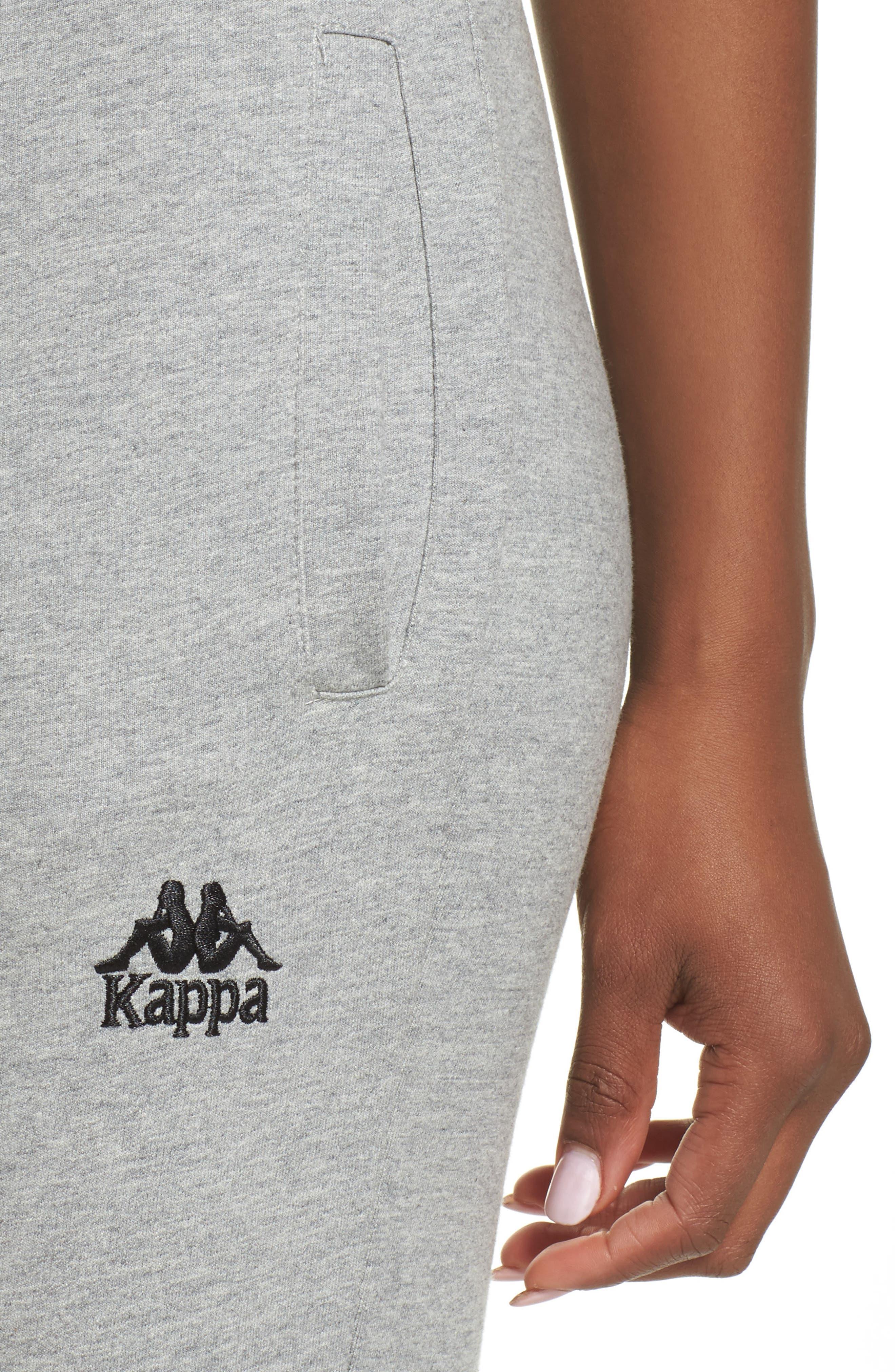 Authentic Cresta Slim Fit Sweatpants,                             Alternate thumbnail 4, color,                             Grey