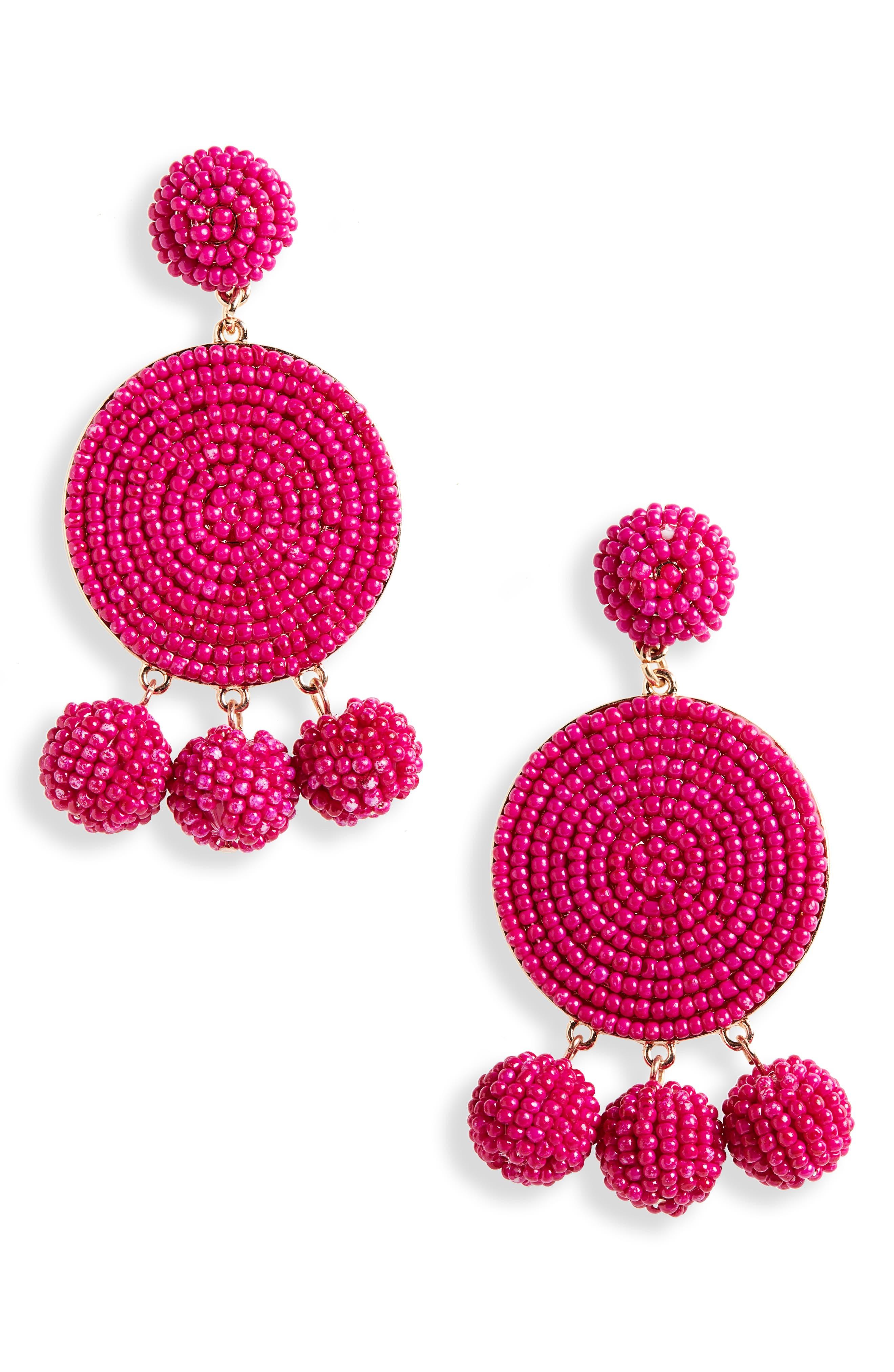 Main Image - Baublebar Maraca Beaded Drop Earrings