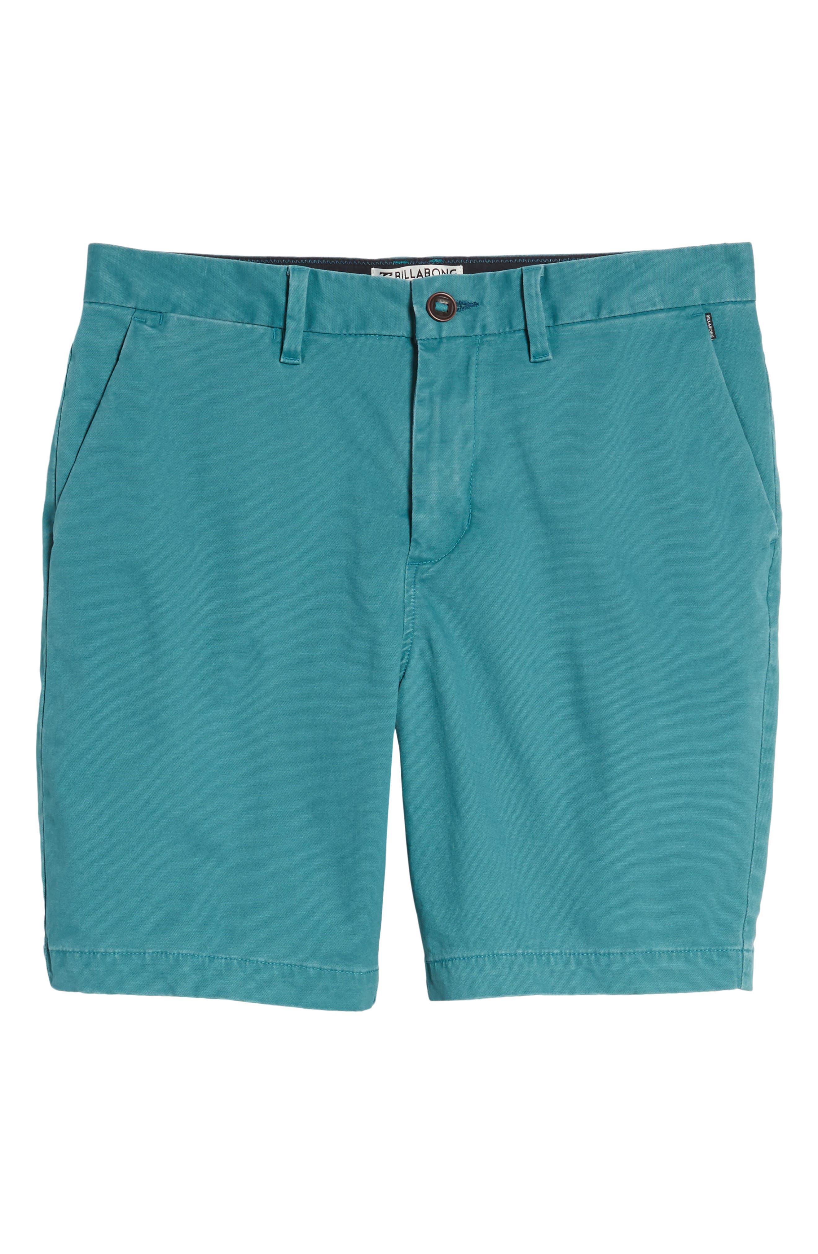 New Order Shorts,                             Alternate thumbnail 6, color,                             Hydro