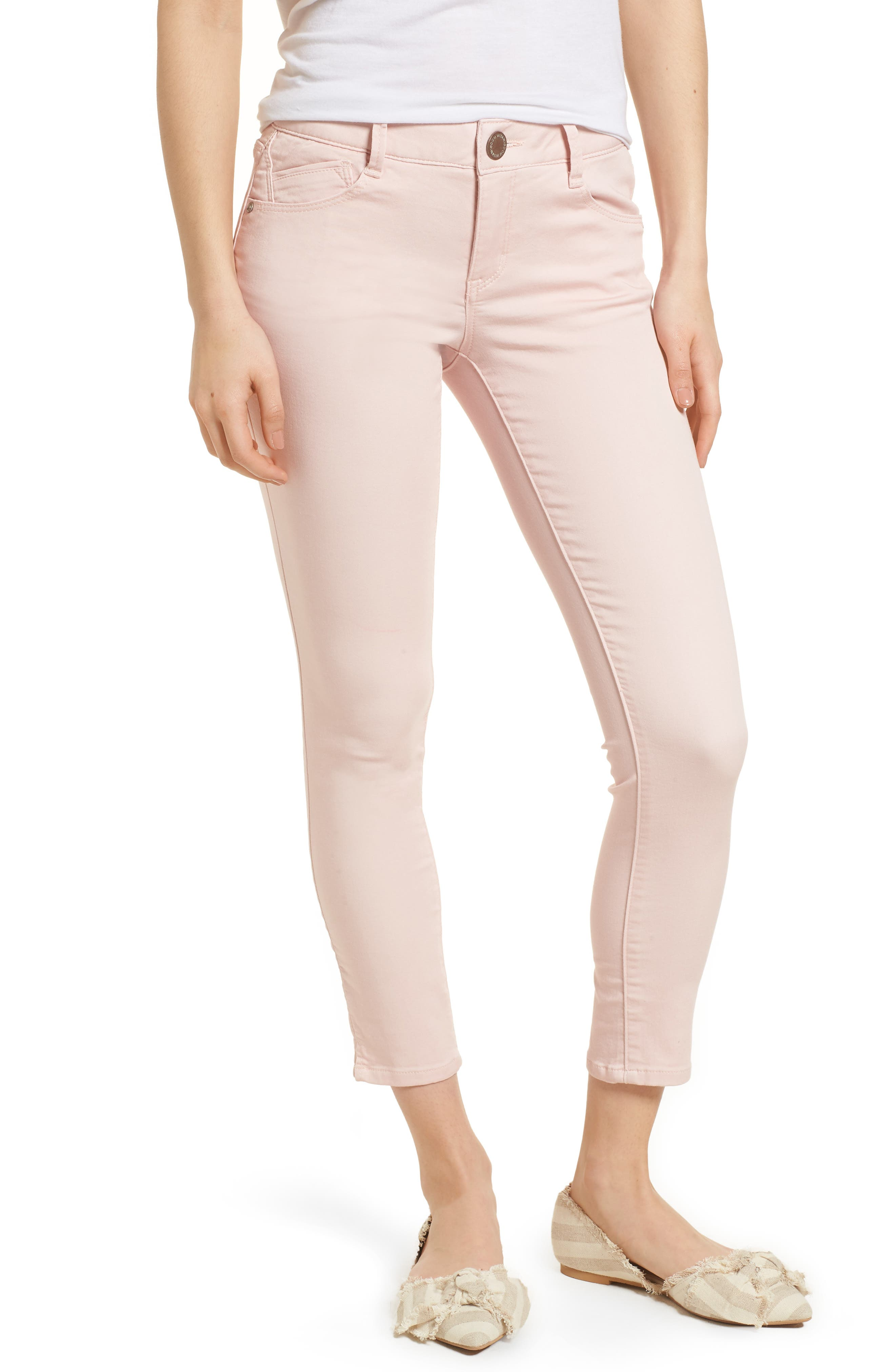 Wit & Wisdom Ab-solution Ankle Skimmer Jeans (Regular & Petite) (Nordstrom Exclusive)
