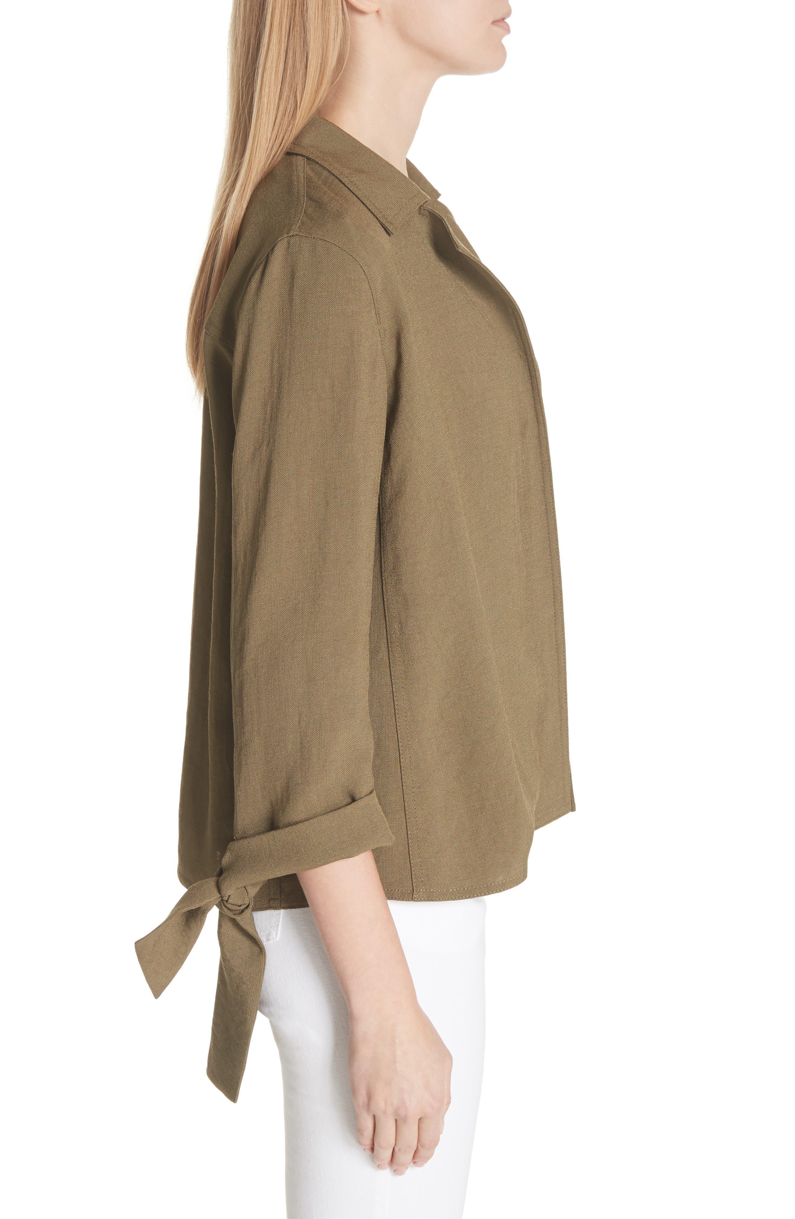Alternate Image 3  - Lafayette 148 New York Grant Altruistic Cloth Jacket