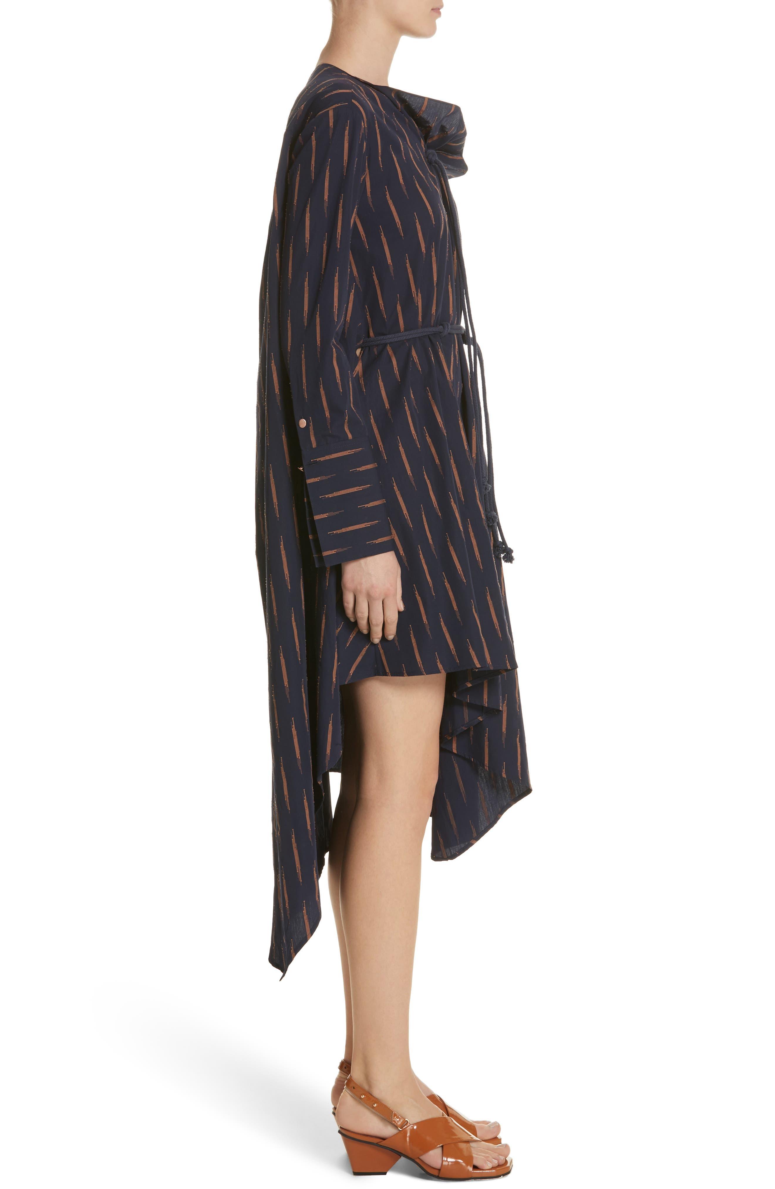Alternate Image 3  - PALMER//HARDING Gallery One-Shoulder Dress