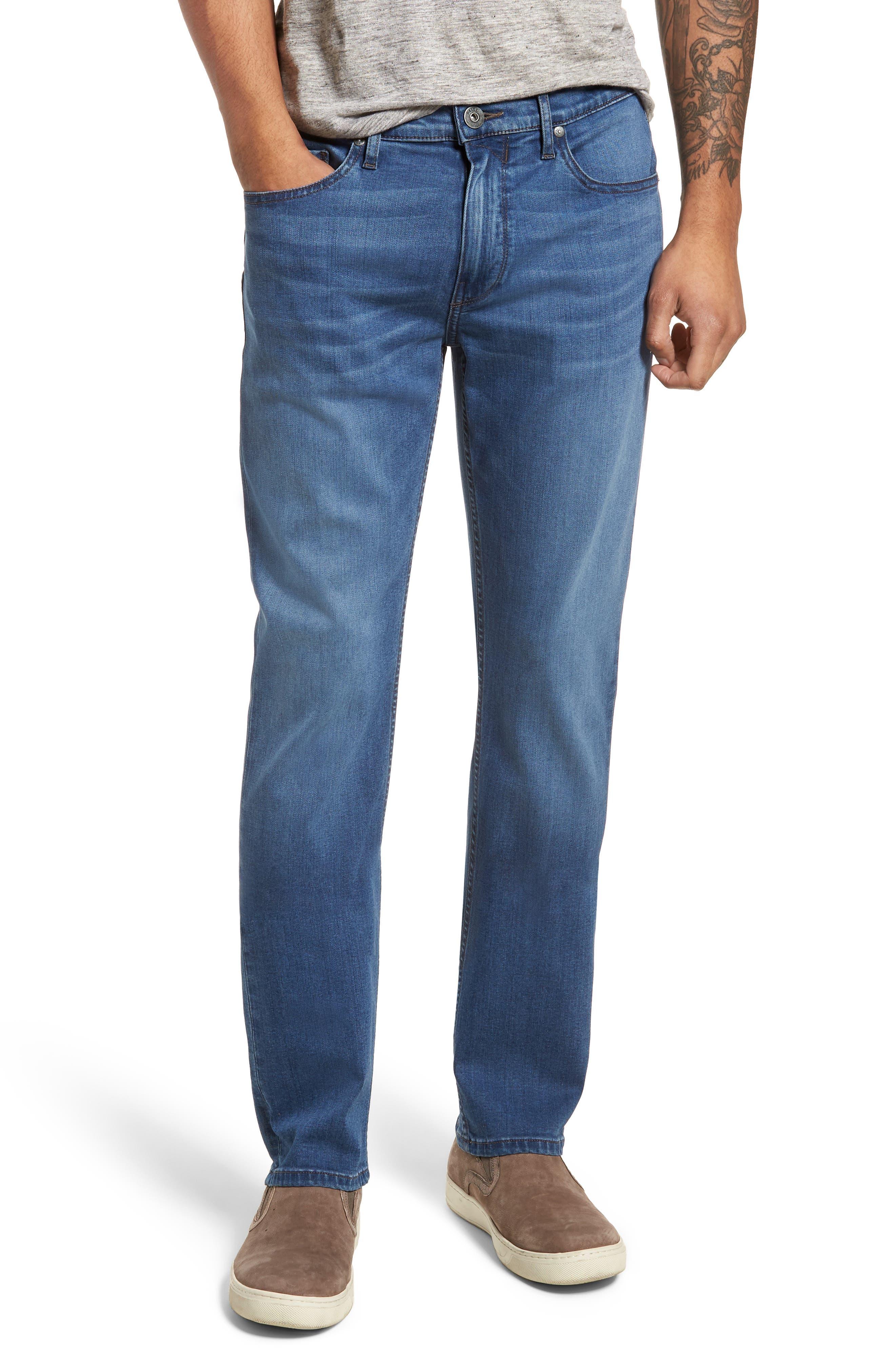 Federal Slim Straight Leg Jeans,                             Main thumbnail 1, color,                             Ellice