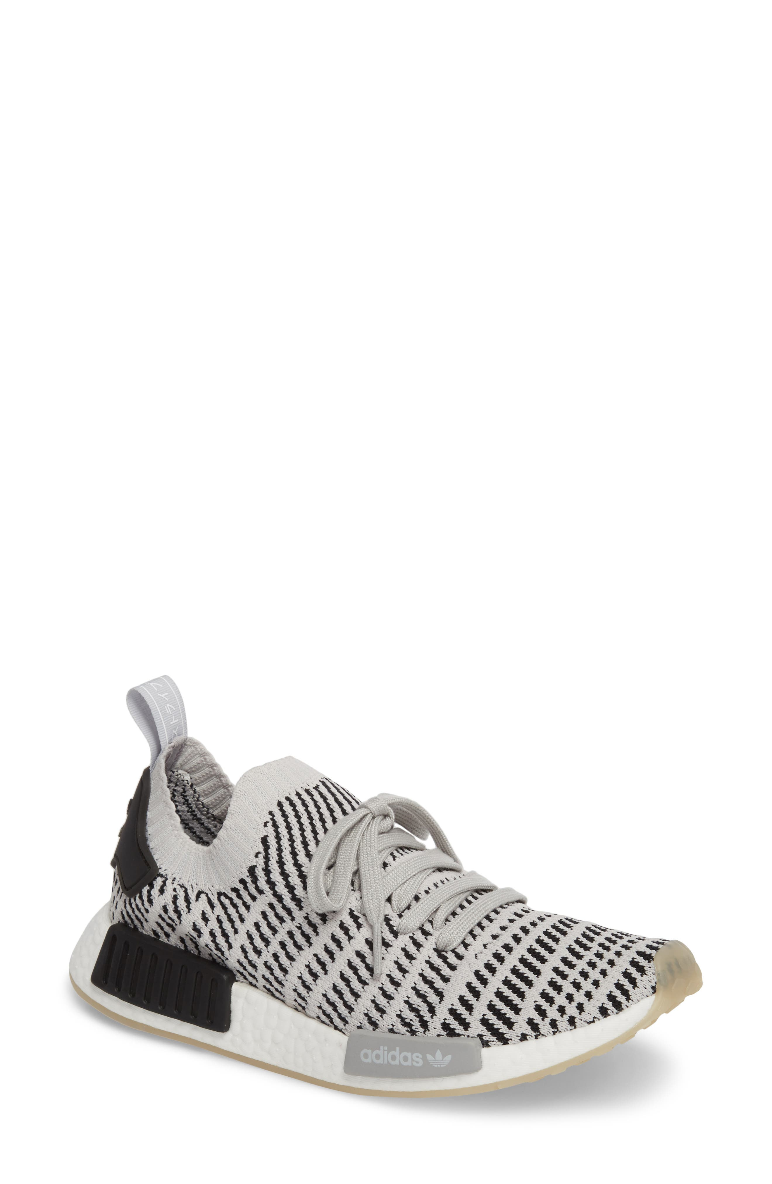 buy popular eb710 5b7a9 Two In Nmd Sneaker Adidas Grey R1 Primeknit Originals Grey Stlt BwWOA8q