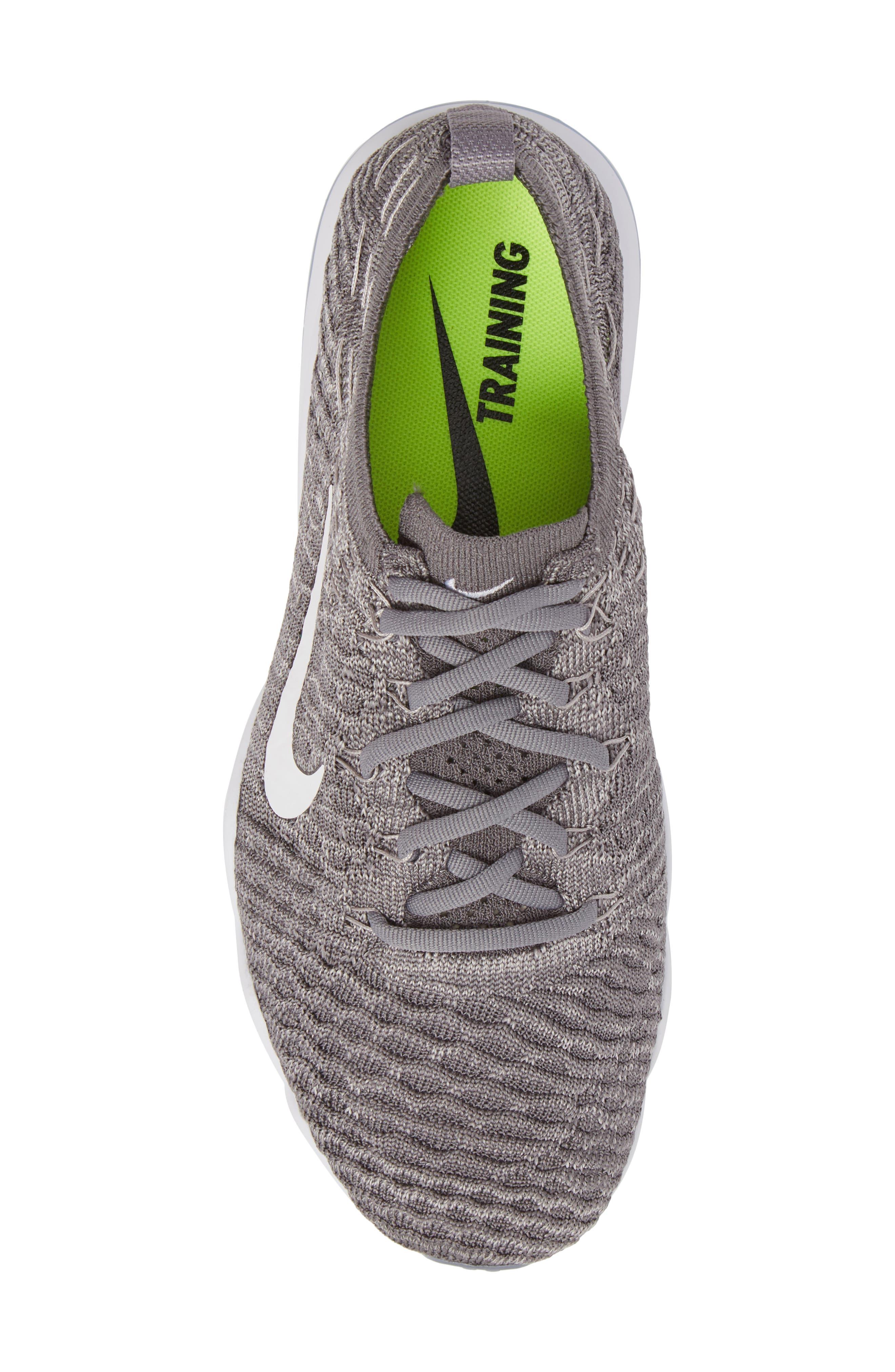 Alternate Image 5  - Nike Air Zoom Fearless Flyknit Lux Training Shoe (Women)