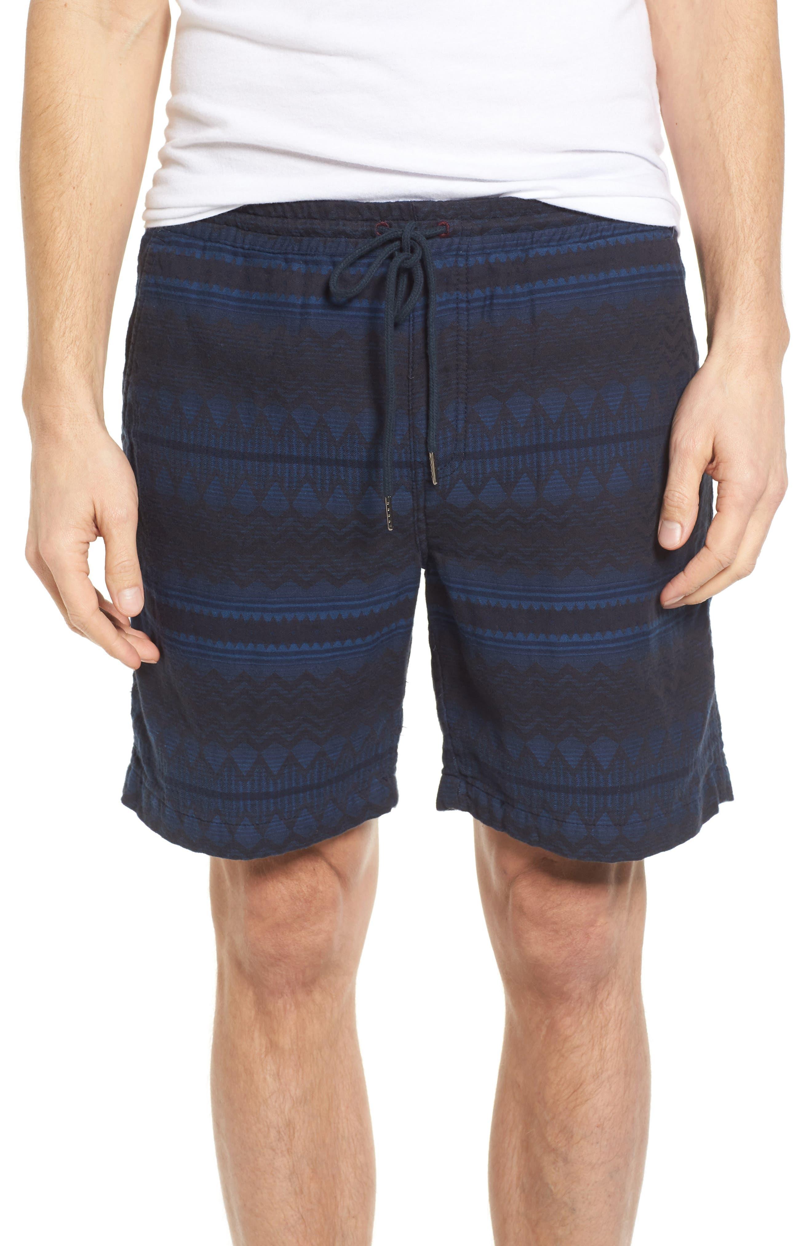 Nifty Genius Steve Print Pull-On Shorts
