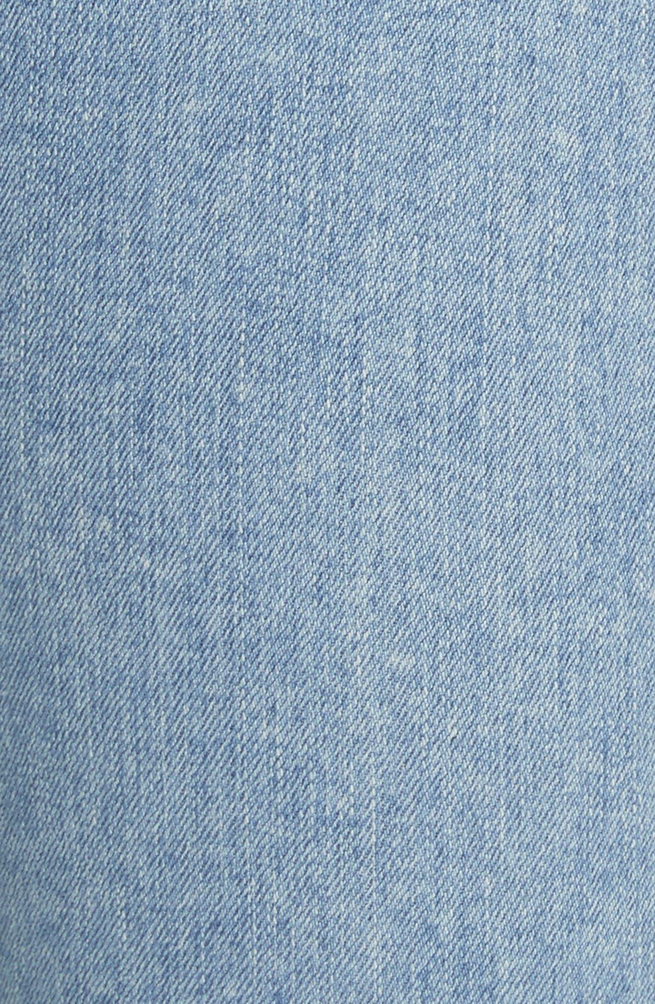 Phila Skinny Jeans,                             Alternate thumbnail 5, color,                             Nelly/ Prairie